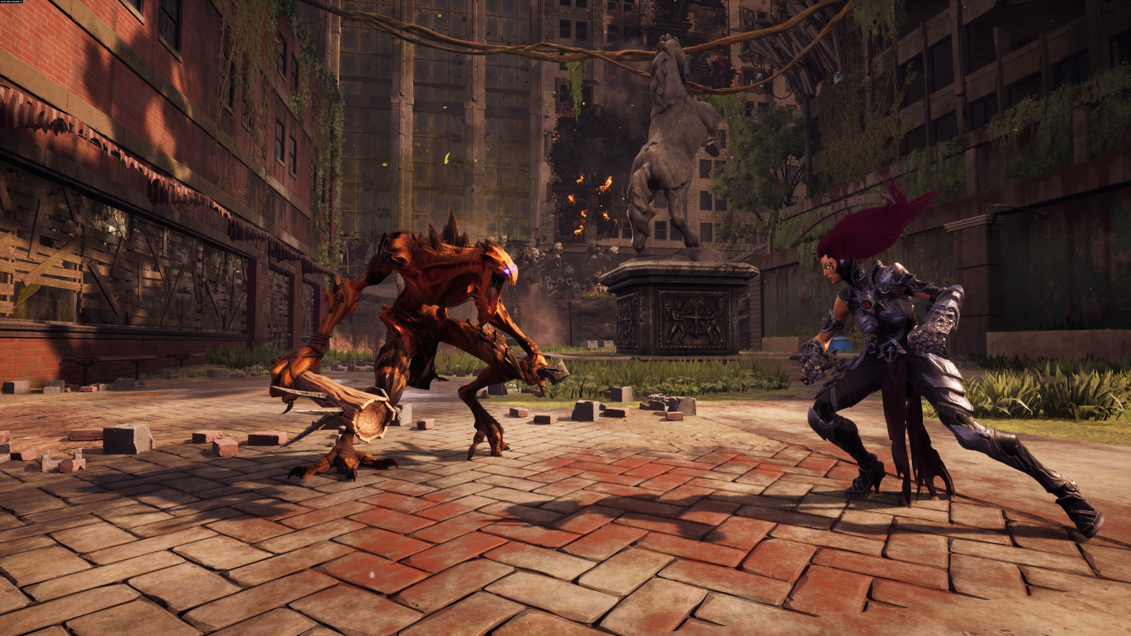 Darksiders III PC, PS4, XONE Games Image 29/45, Gunfire Games, THQ Nordic / Nordic Games