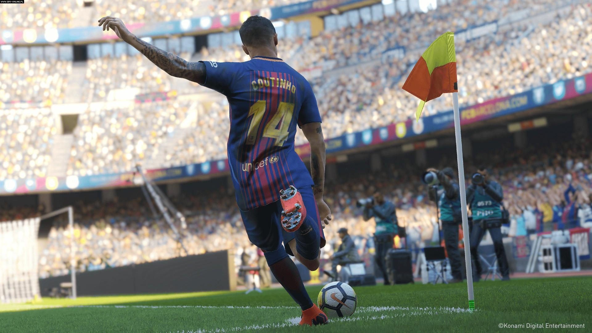 Pro Evolution Soccer 2019 PC, PS4, XONE Games Image 10/11, Konami
