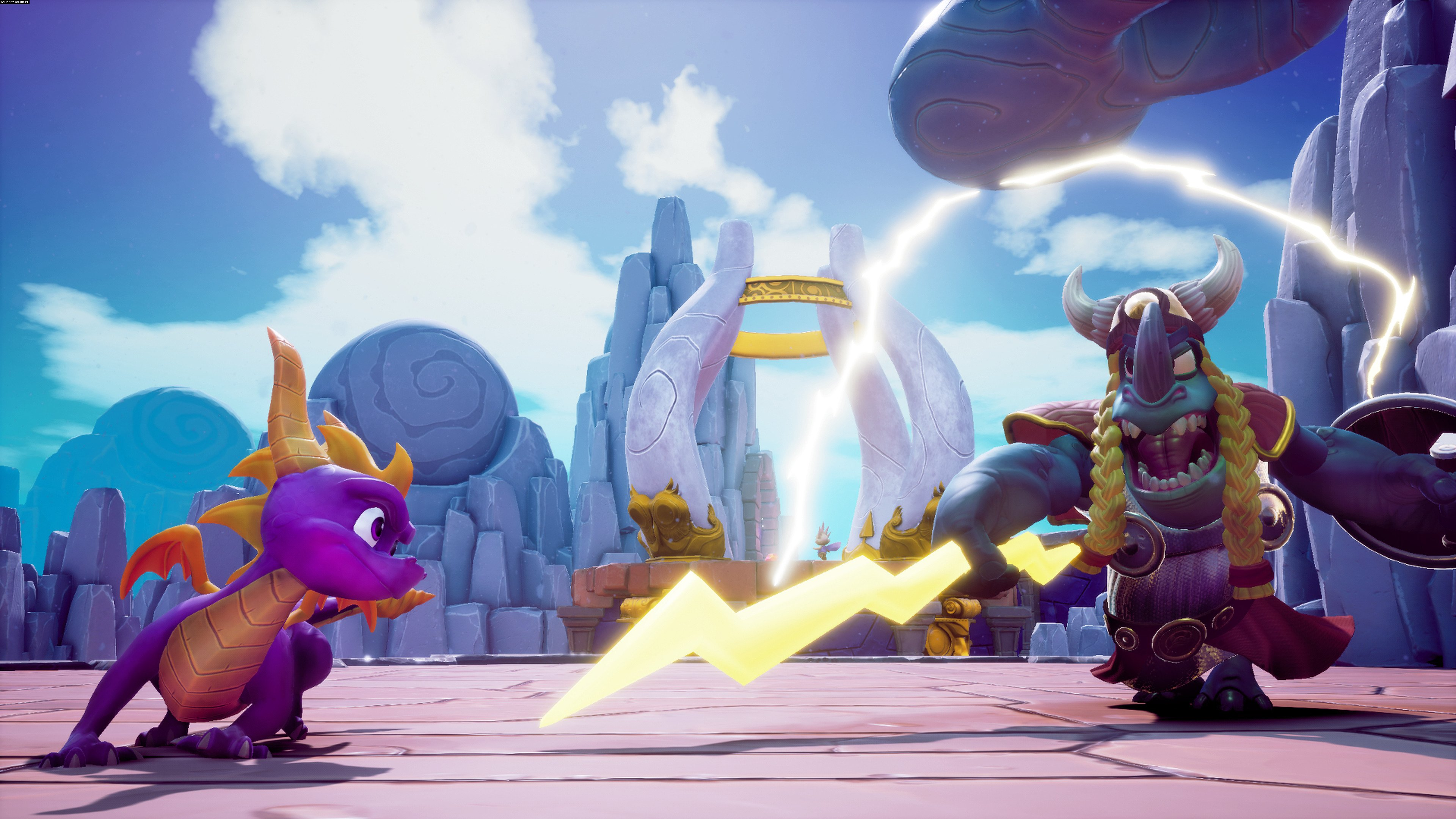 Spyro Reignited Trilogy PS4, XONE Games Image 11/61, Toys for Bob, Activision Blizzard
