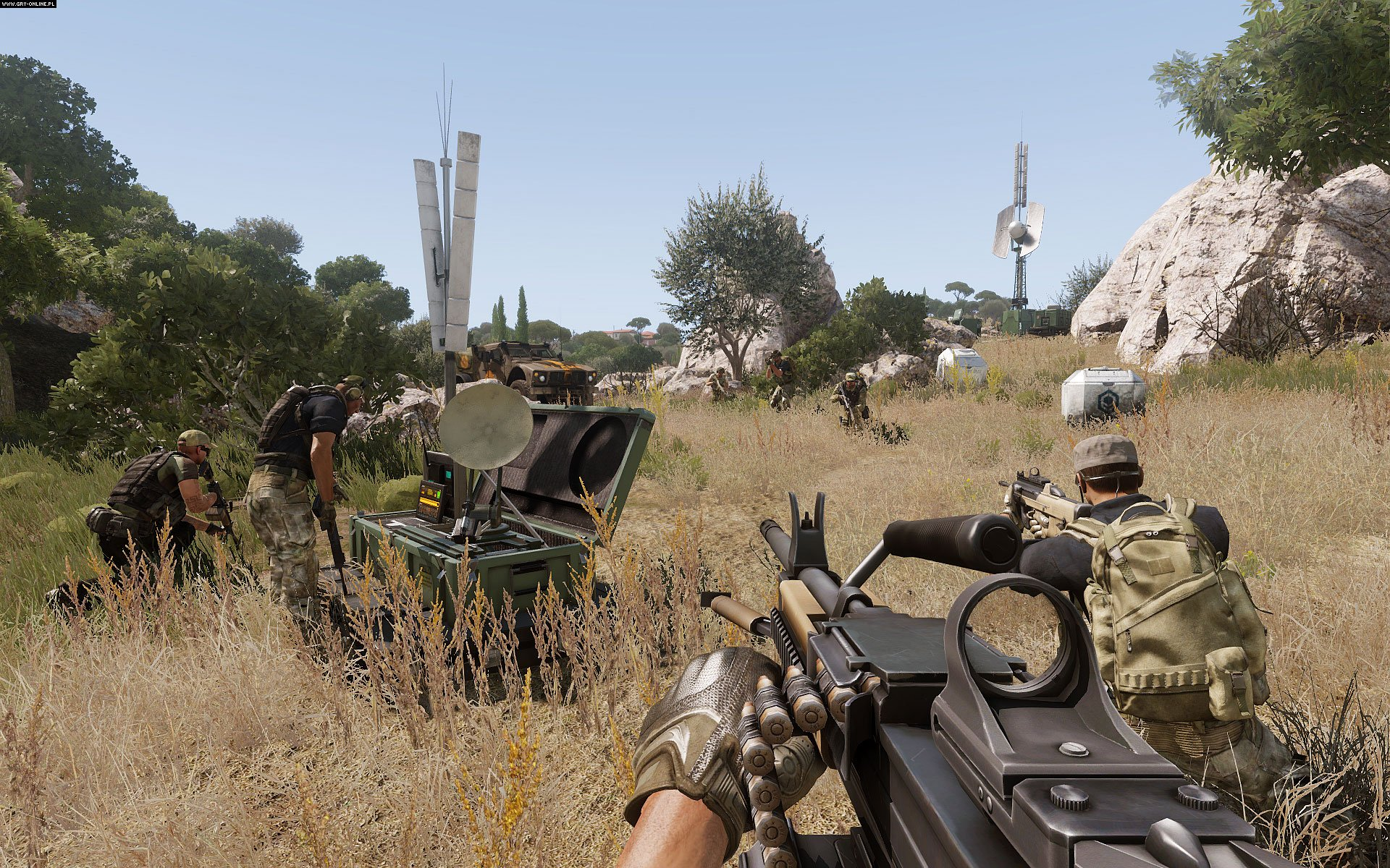 Argo PC Games Image 7/10, Bohemia Interactive Studio