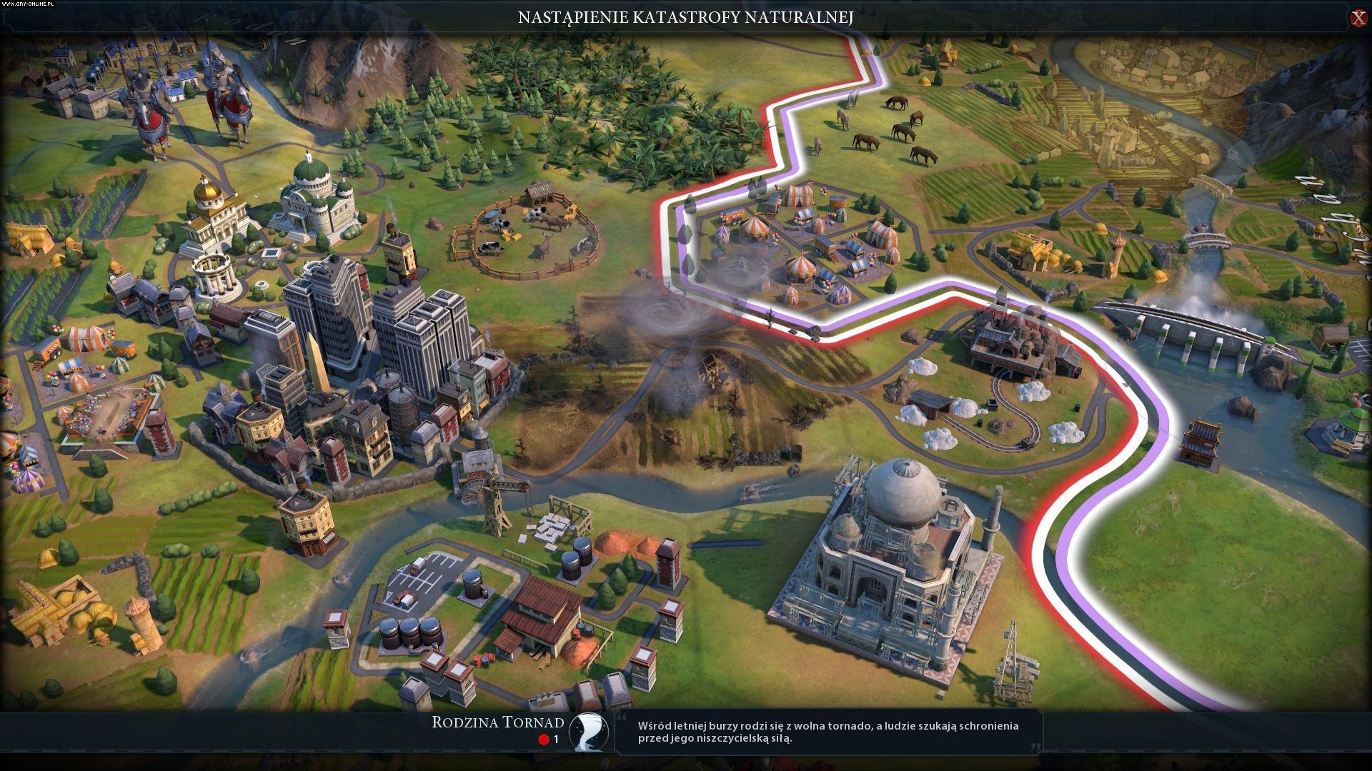 Recenzja Gathering Storm – siły natury w Civilization 6