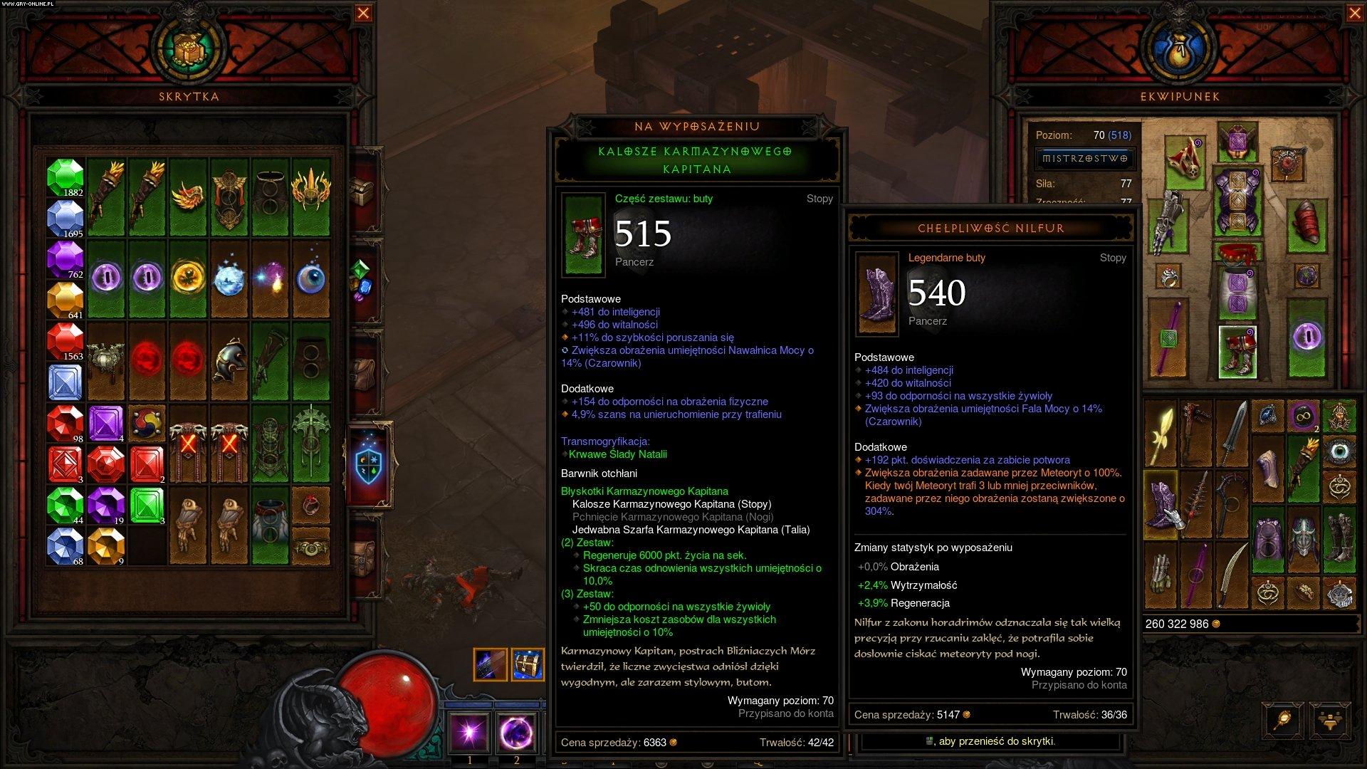 Diablo III: Co nowego w aktualizacji 240? - YouTube