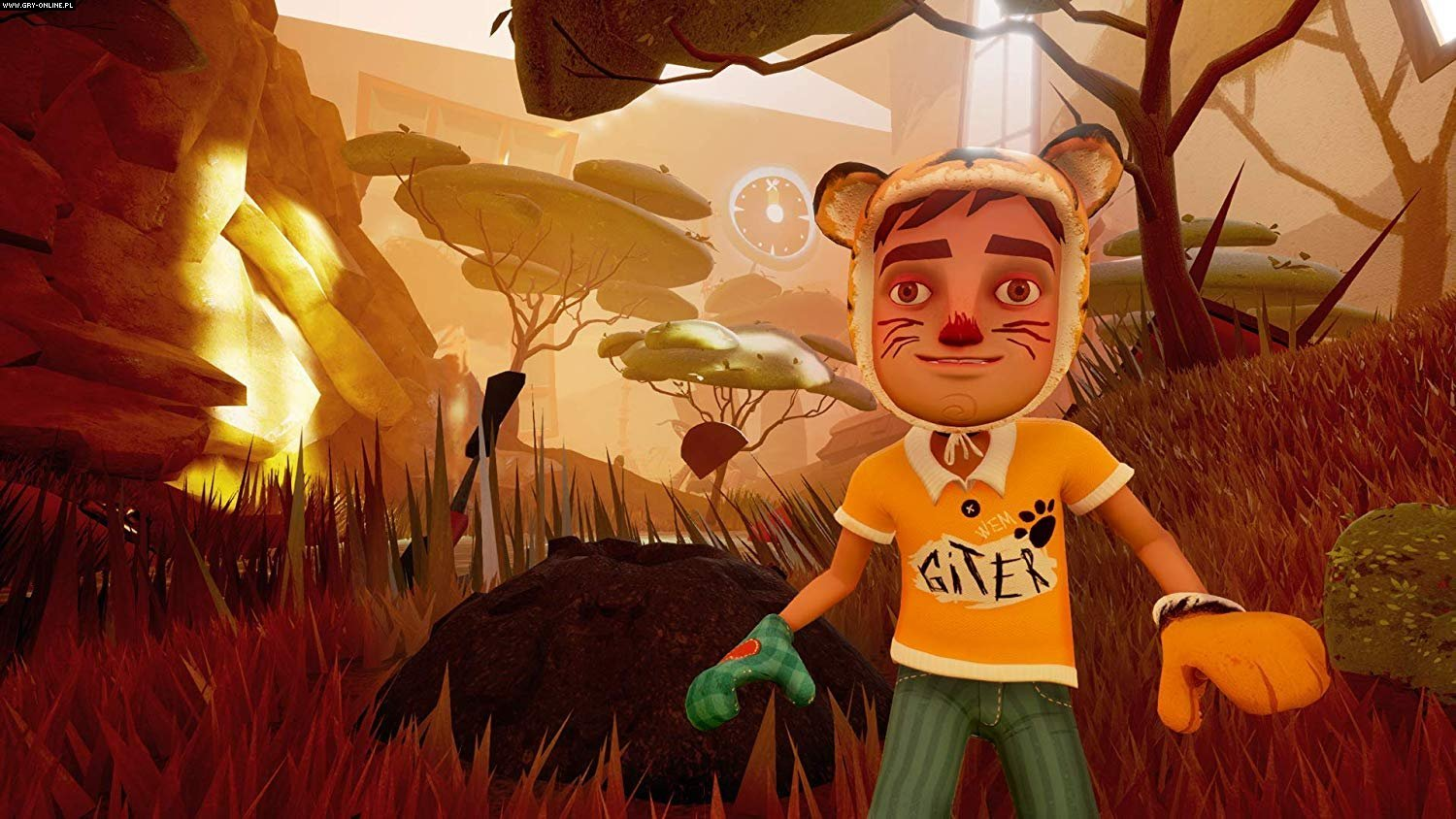 Hello Neighbor: Hide and Seek PC, PS4, XONE, Switch Games Image 3/5, Dynamic Pixels, tinyBuild Games