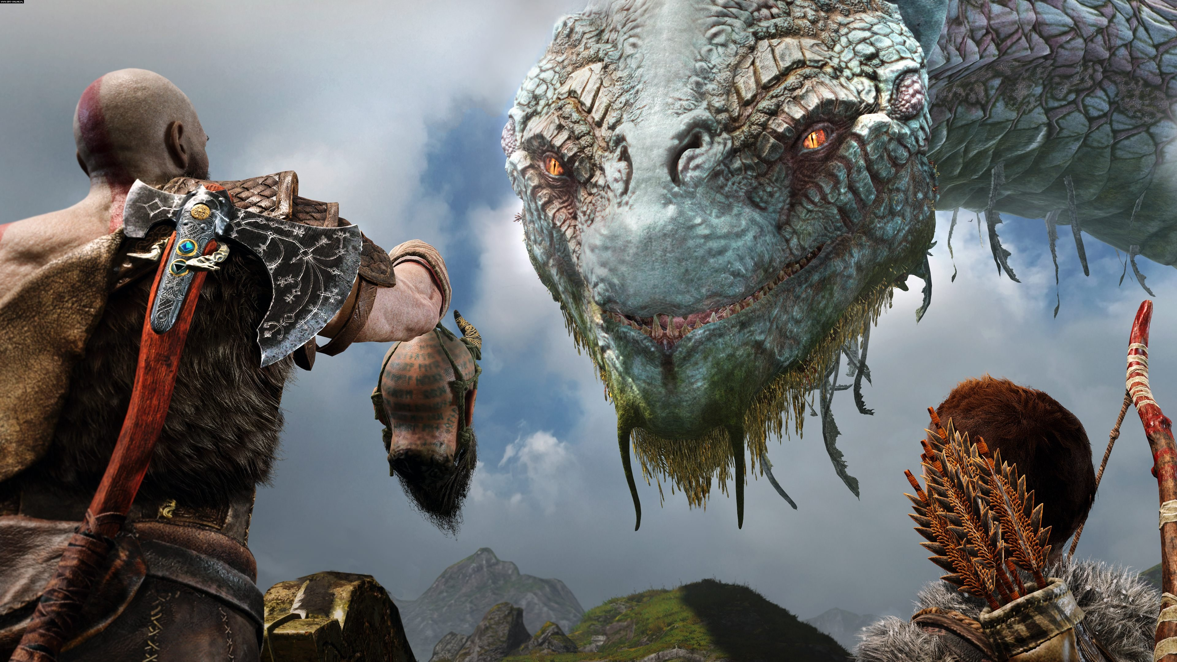 God of War PS4 Games Image 13/33, Sony Interactive Entertainment
