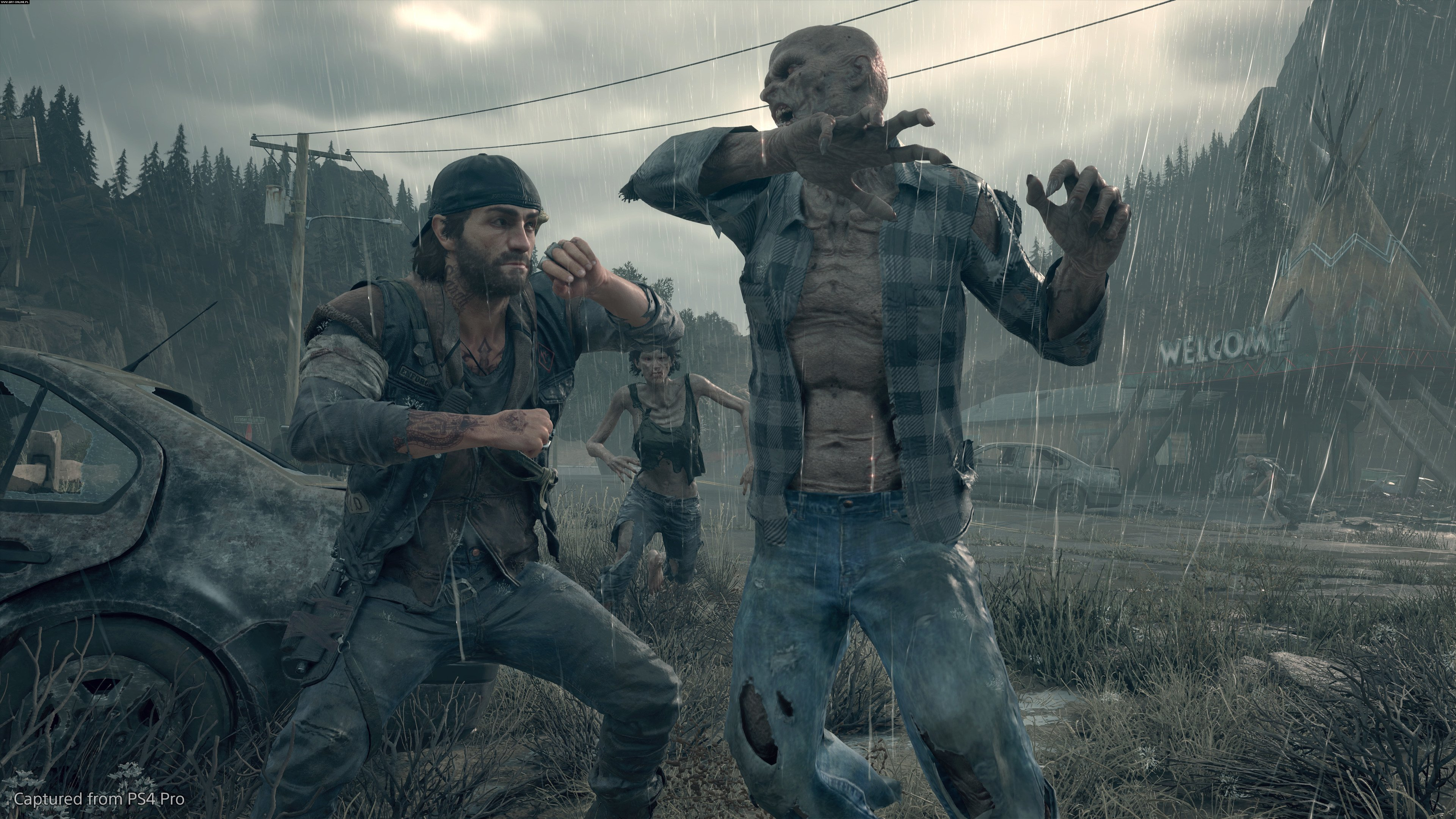 Days Gone PS4 Games Image 29/64, Bend Studio, Sony Interactive Entertainment