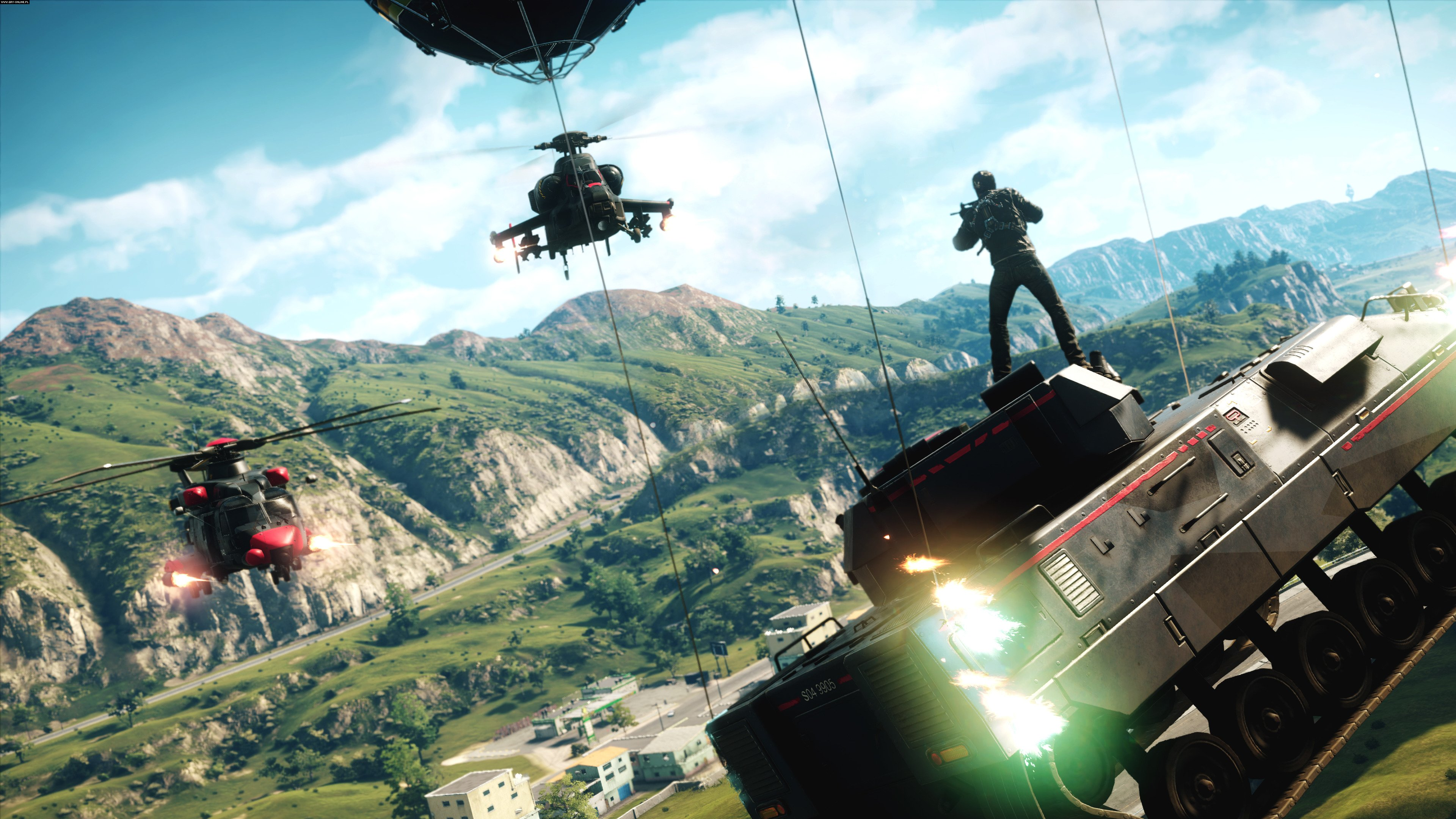 Just Cause 4 PC, PS4, XONE Games Image 3/30, Avalanche Studios, Square-Enix / Eidos
