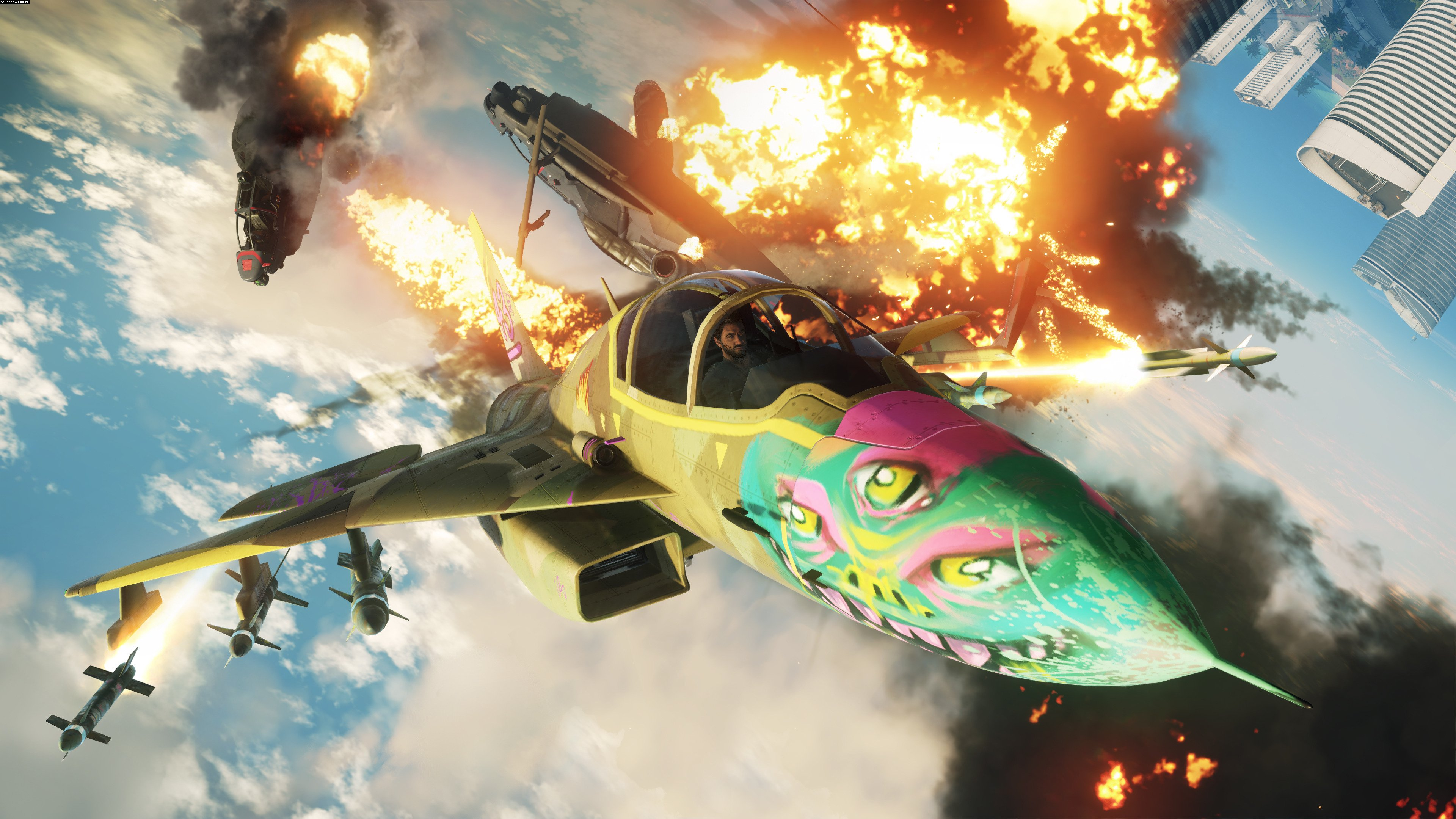 Just Cause 4 PC, PS4, XONE Games Image 2/30, Avalanche Studios, Square-Enix / Eidos