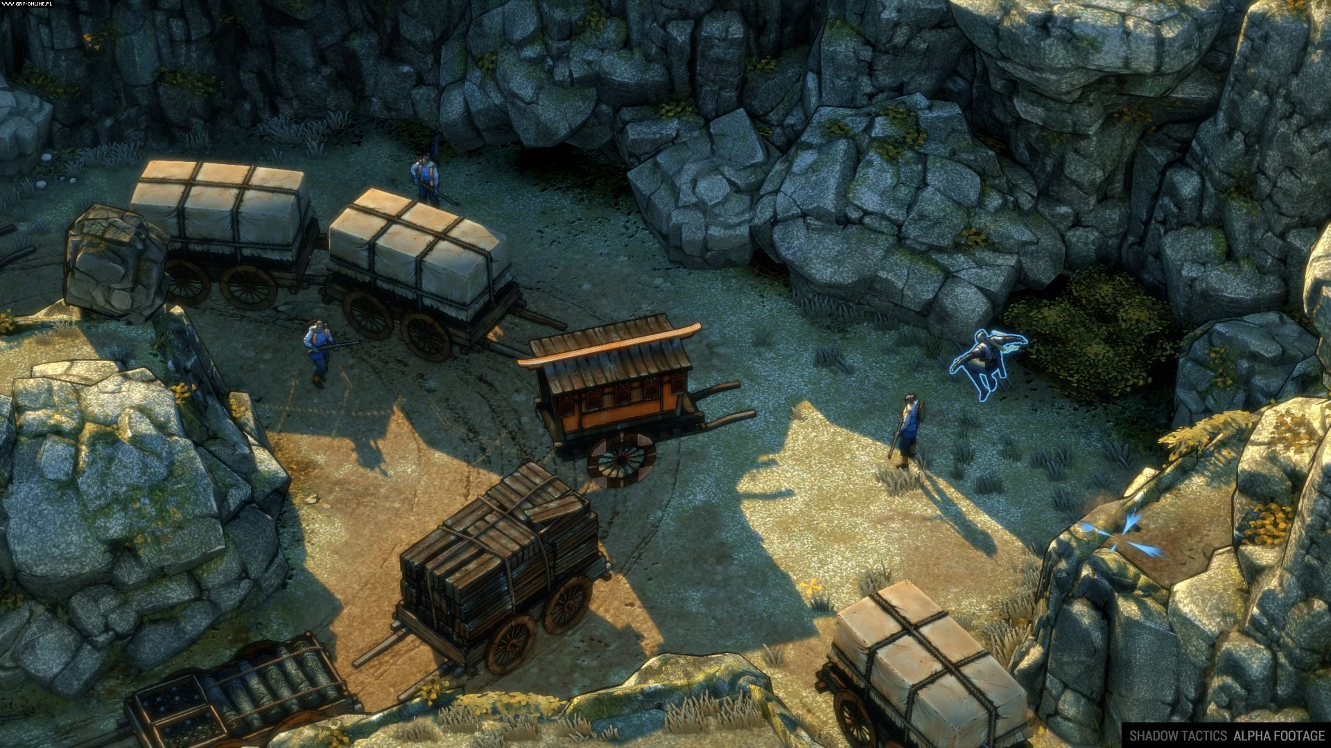Shadow Tactics: Blades of the Shogun PC, XONE, PS4 Games Image 36/36, Mimimi Productions, Daedalic Entertainment