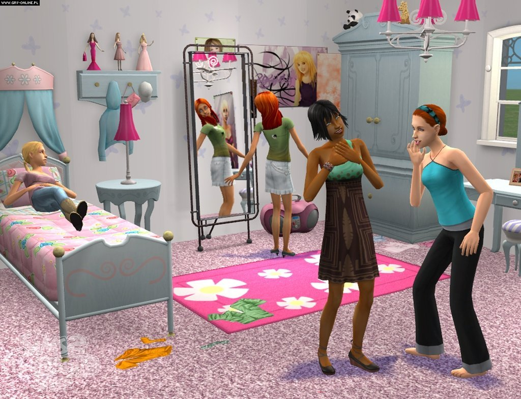 Play The Sims 3 Online Free - Girl GameZonecom