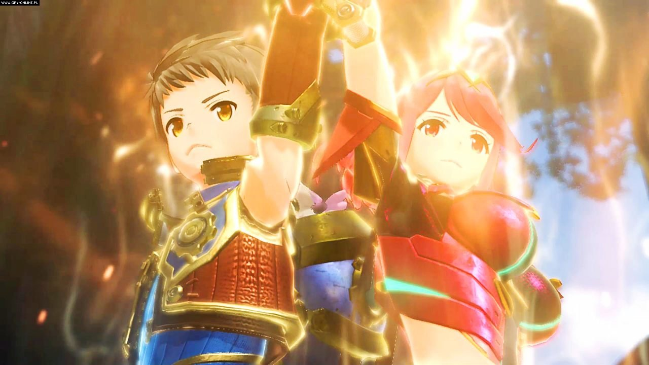 Xenoblade Chronicles 2 Switch Games Image 5/64, Monolith Soft, Nintendo