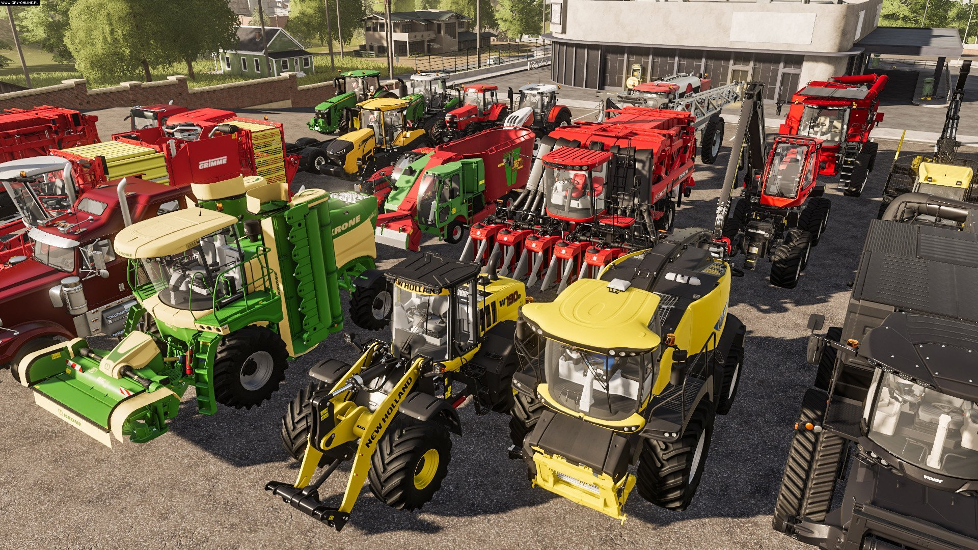 Farming Simulator 19 PC, PS4, XONE Games Image 4/11, GIANTS Software, Focus Home Interactive