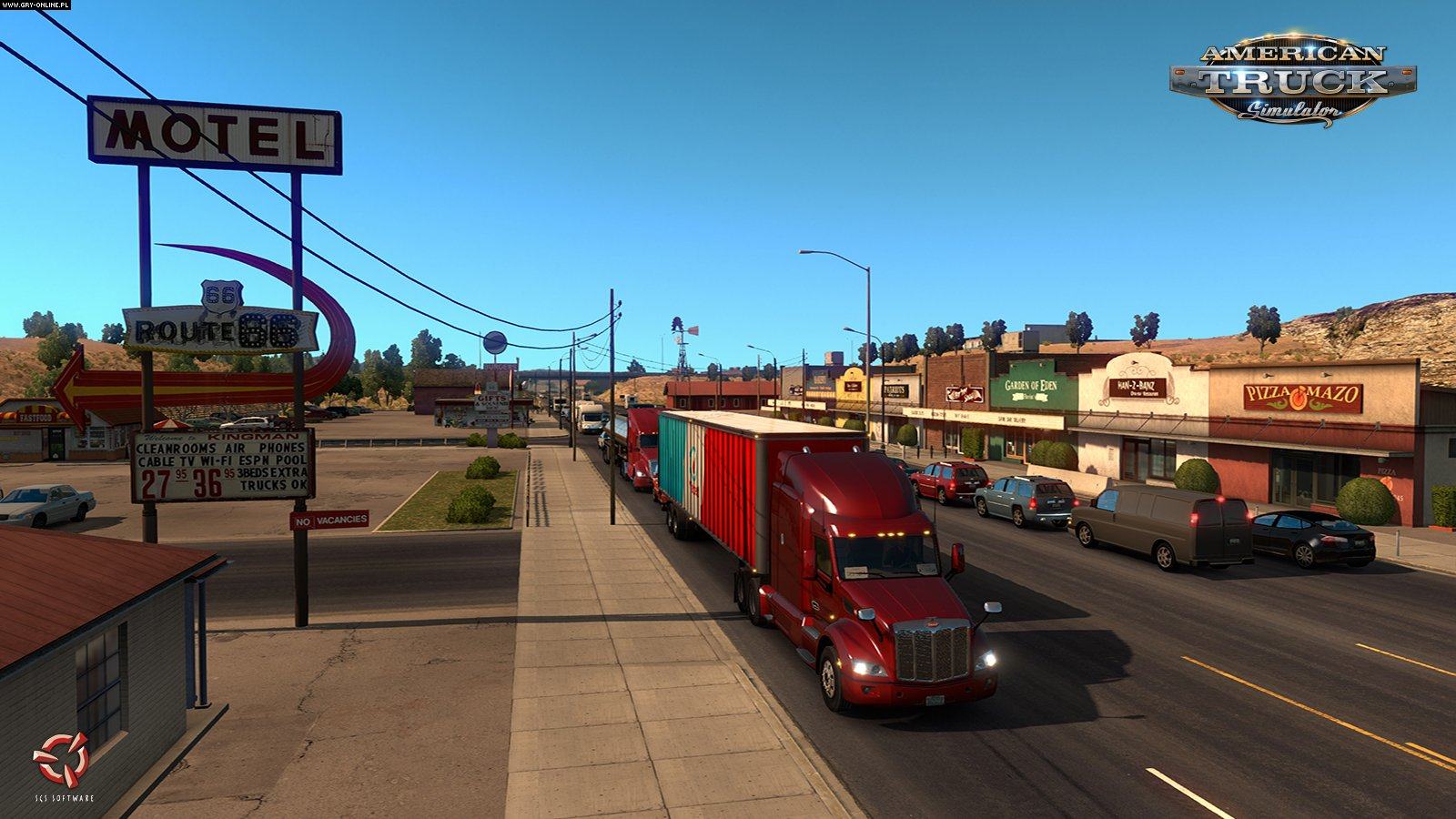 American Truck Simulator PC Games Image 5/68, SCS Software, IMGN.PRO