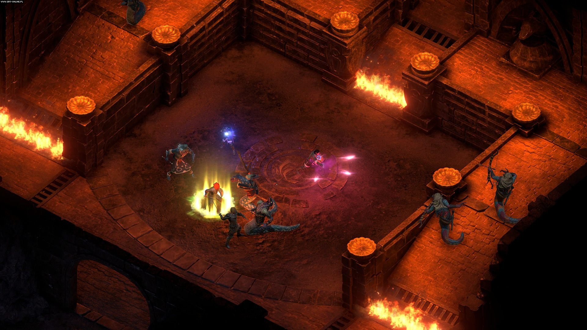 Pillars of Eternity II: Deadfire PC, PS4, XONE, Switch Games Image 18/27, Obsidian Entertainment, Versus Evil
