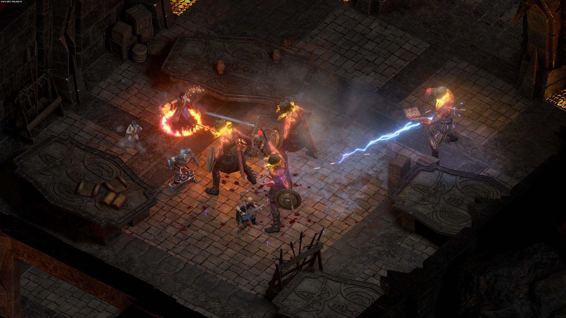 Pillars of Eternity II: Deadfire PC, PS4, XONE, Switch Games Image 17/27, Obsidian Entertainment, Versus Evil