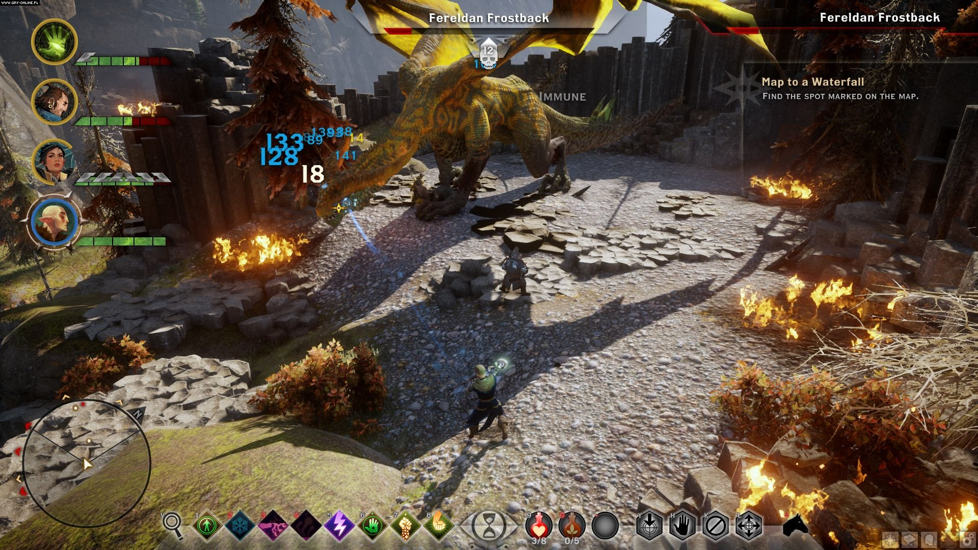 Dragon Age: Inquisition PC, X360, PS3 Games Image 9/225, BioWare Corporation, Electronic Arts Inc.