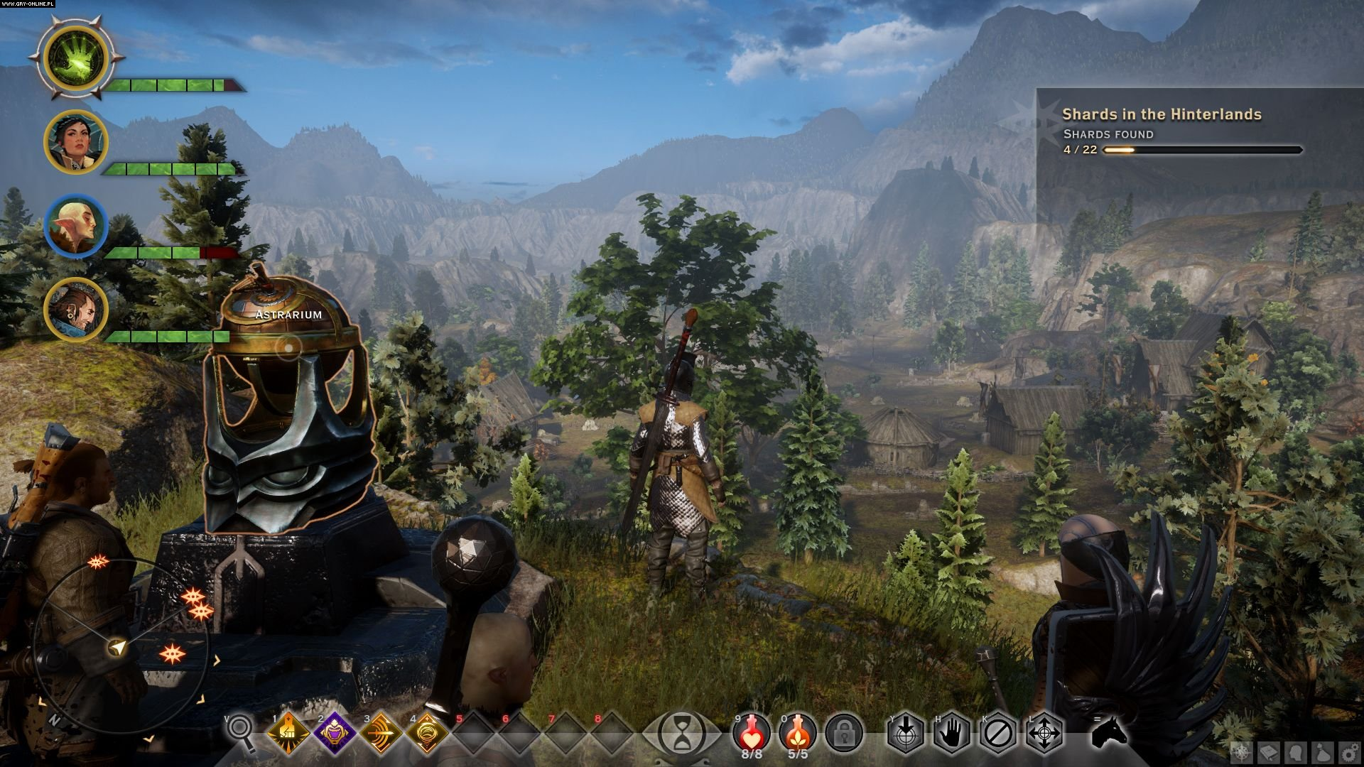 Dragon Age: Inquisition PC, X360, PS3 Games Image 4/225, BioWare Corporation, Electronic Arts Inc.