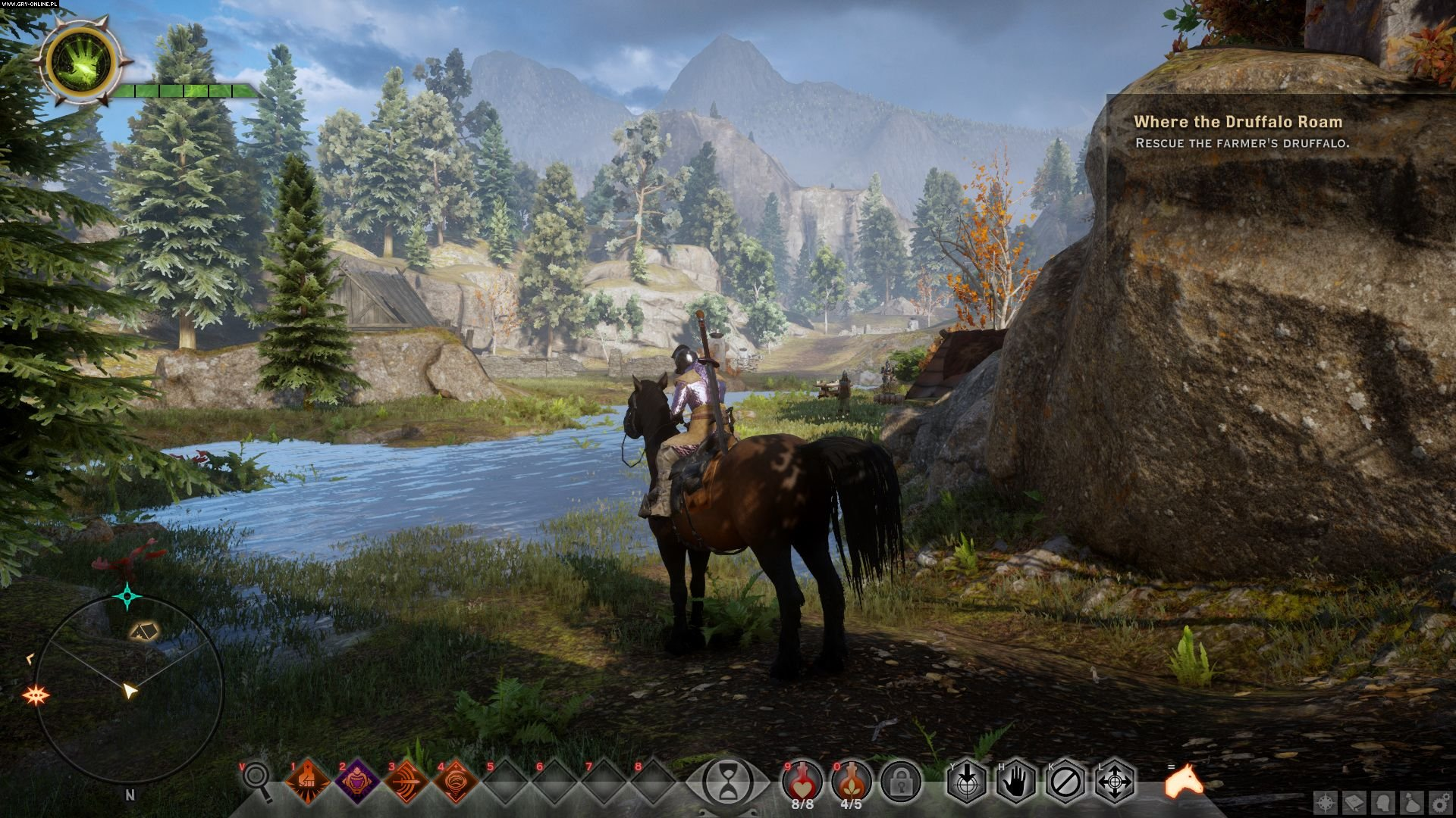 Dragon Age: Inquisition PC, X360, PS3 Games Image 3/225, BioWare Corporation, Electronic Arts Inc.
