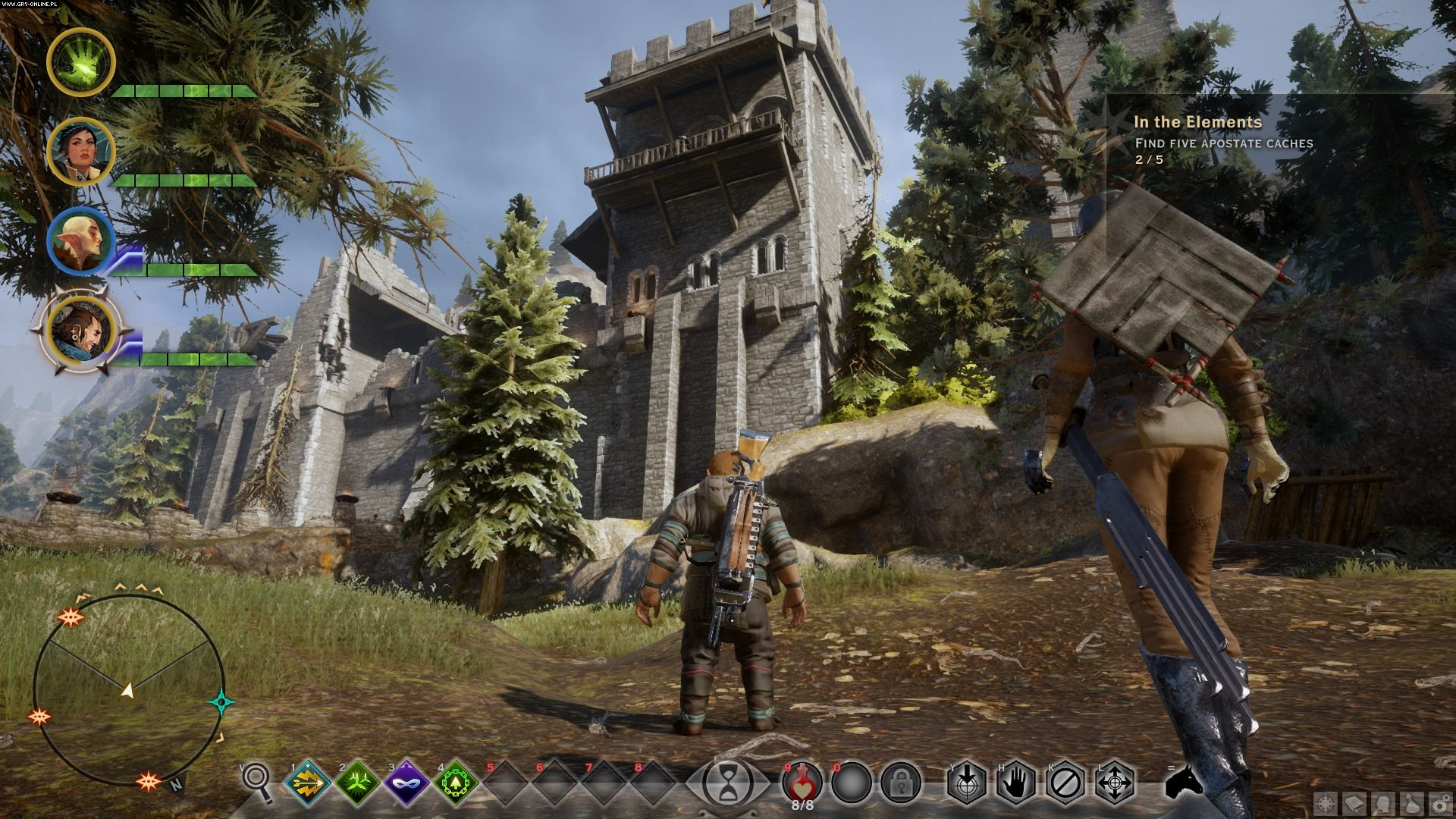 Dragon Age: Inquisition PC, X360, PS3 Games Image 1/225, BioWare Corporation, Electronic Arts Inc.
