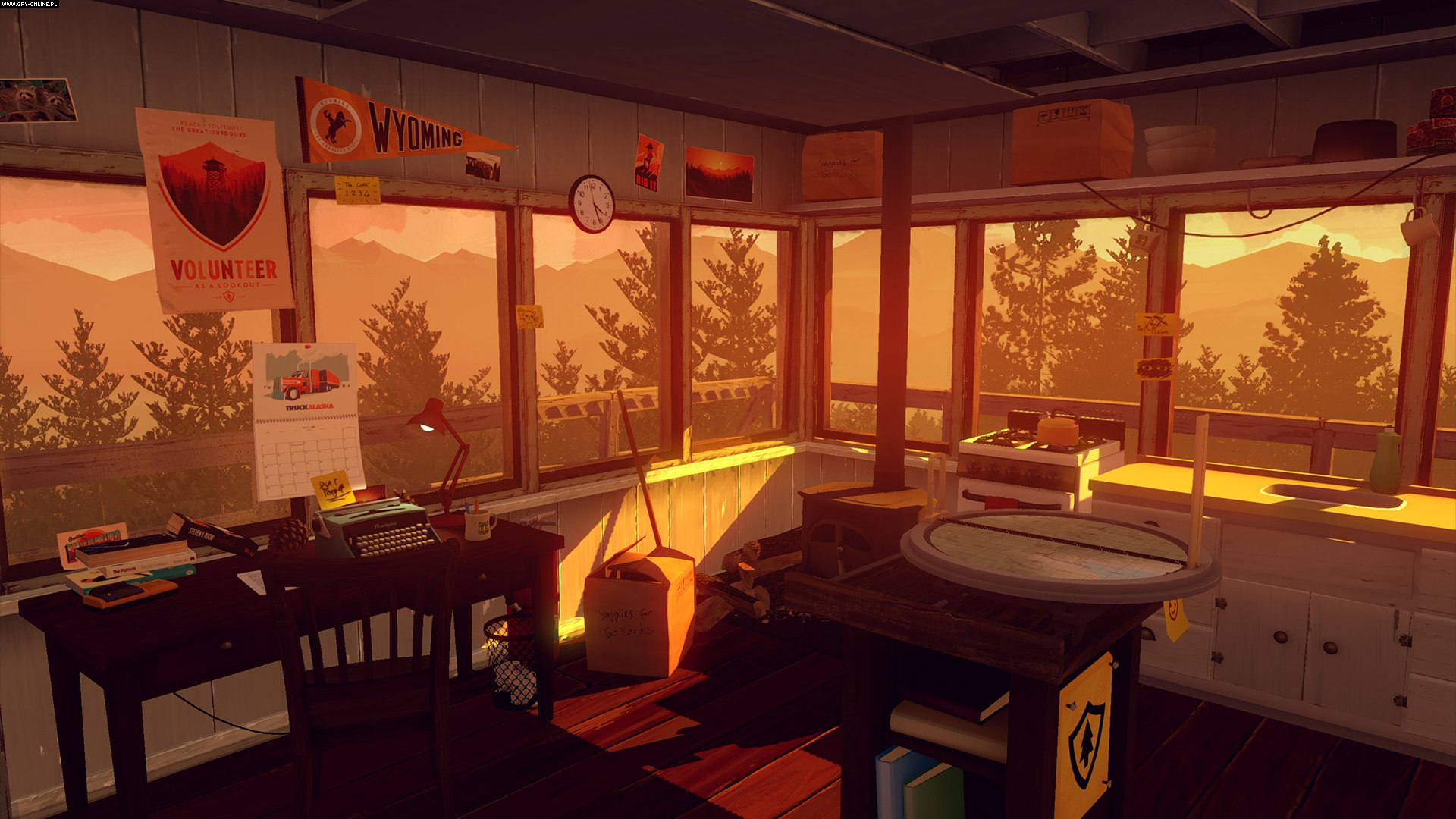 Firewatch PC, PS4, XONE, Switch Games Image 3/20, Campo Santo, Panic Inc.