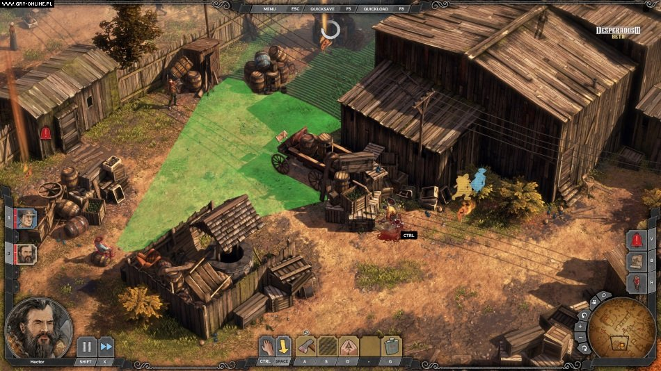 Desperados 3 Is a Strong Candidate for the Best Strategy Game of 2020 - picture #3