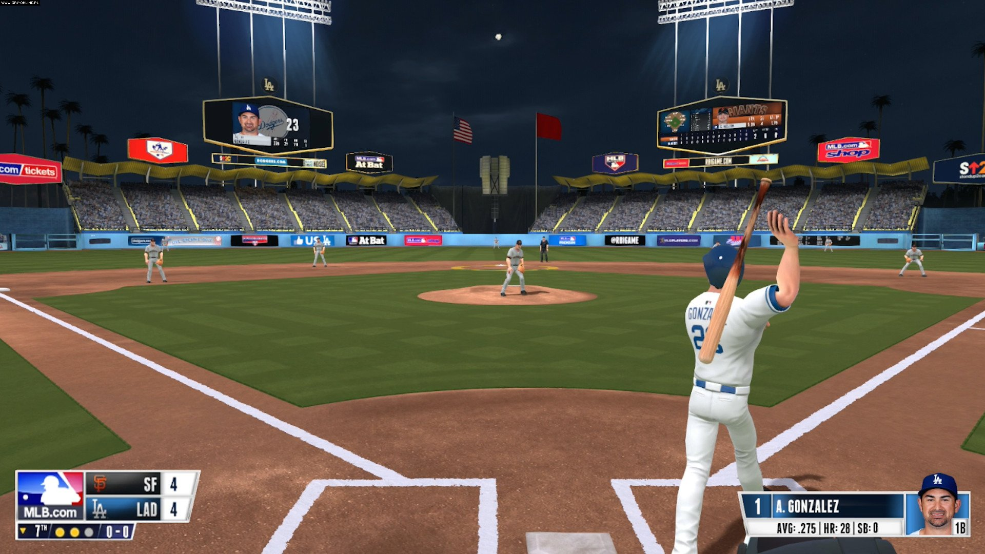 R.B.I. Baseball 16 PC, PS4, XONE, iOS, AND Games Image 10/10, Major League Baseball Advanced Media