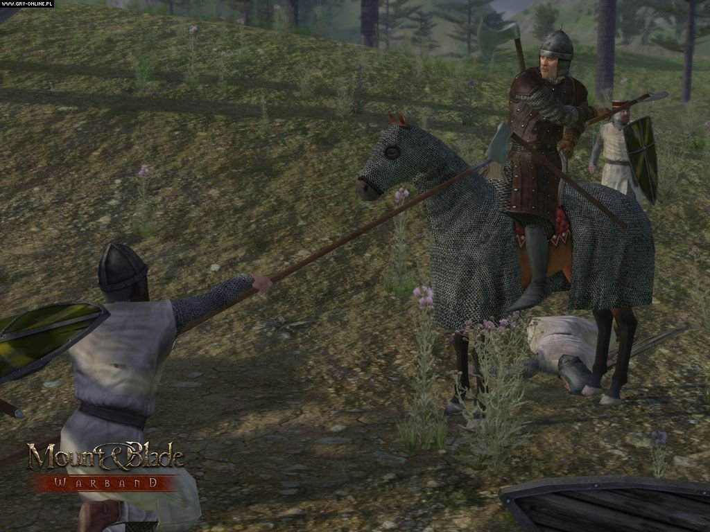 Mount Blade: Warband GAME PATCH v1100 - Download