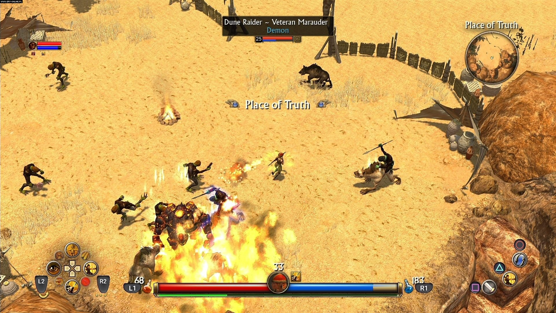 Titan Quest: Anniversary Edition PC, PS4, XONE, Switch Games Image 5/33, Iron Lore Entertainment, THQ Nordic / Nordic Games