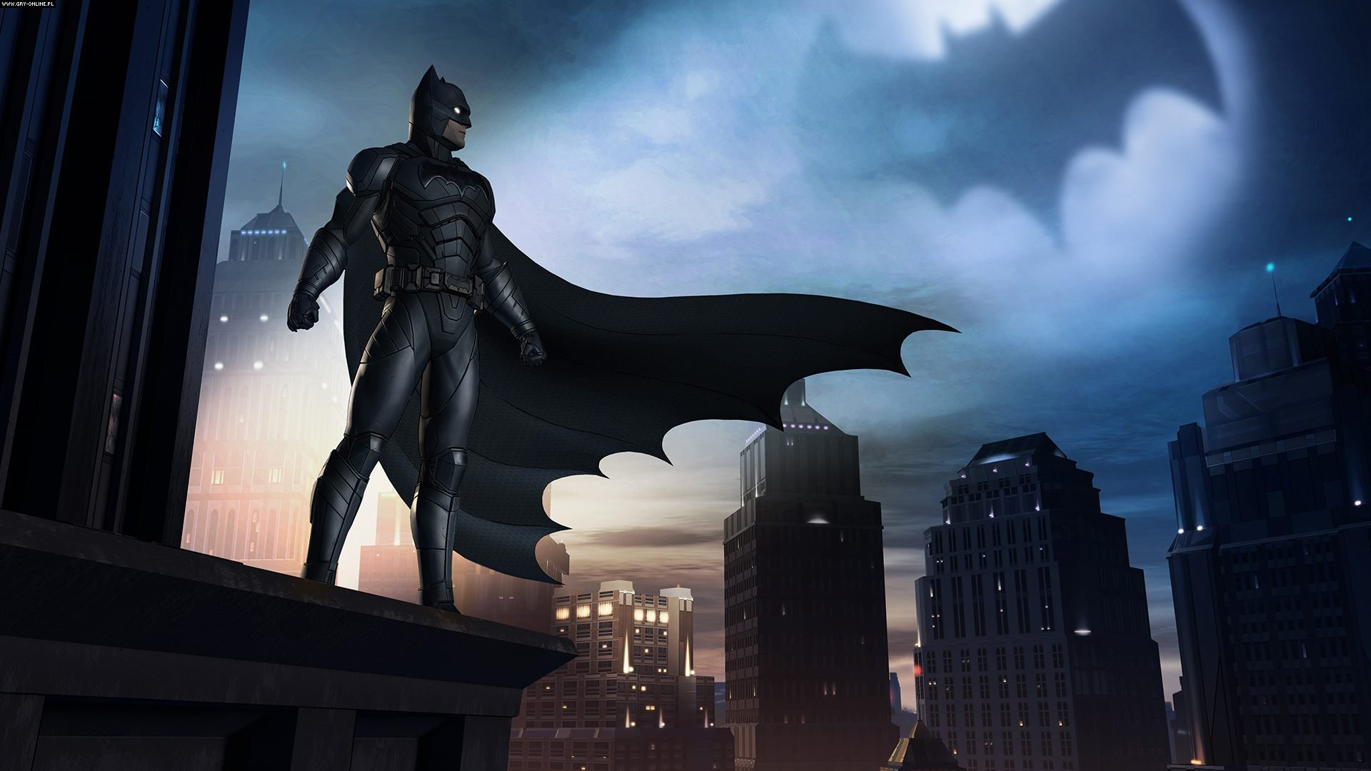 Batman: The Telltale Series - The Enemy Within PC, PS4, XONE, AND, iOS Games Image 6/14, Telltale Games