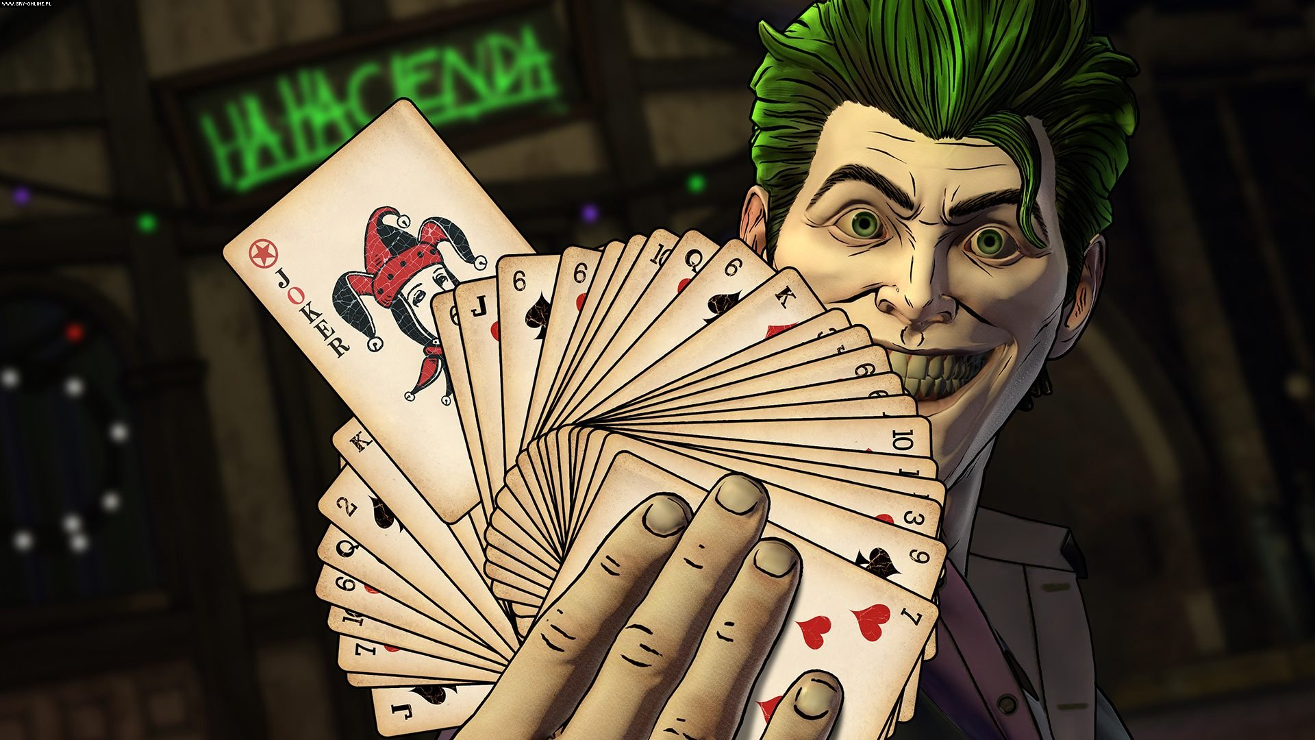 Batman: The Telltale Series - The Enemy Within PC, PS4, XONE, AND, iOS Games Image 9/18, Telltale Games