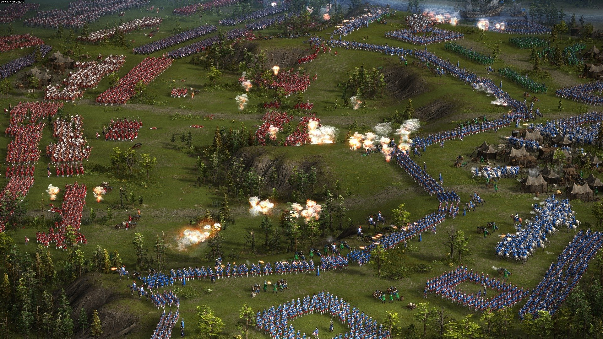Cossacks 3 PC Games Image 3/20, GSC Game World, GSC World Publishing