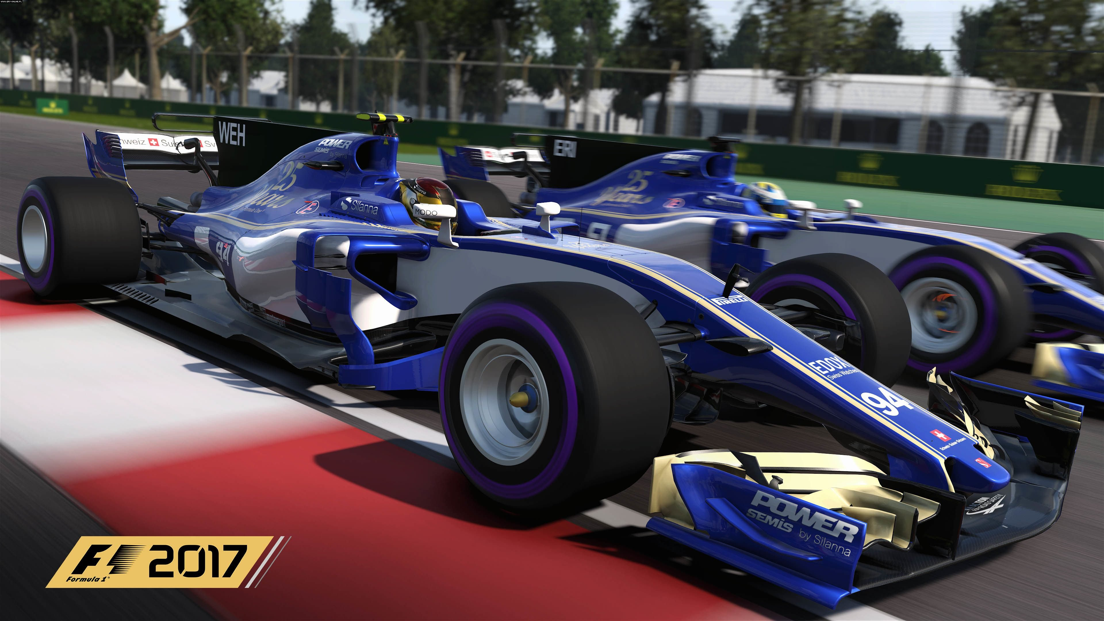 F1 2017 PC, PS4, XONE Games Image 9/31, Codemasters Software