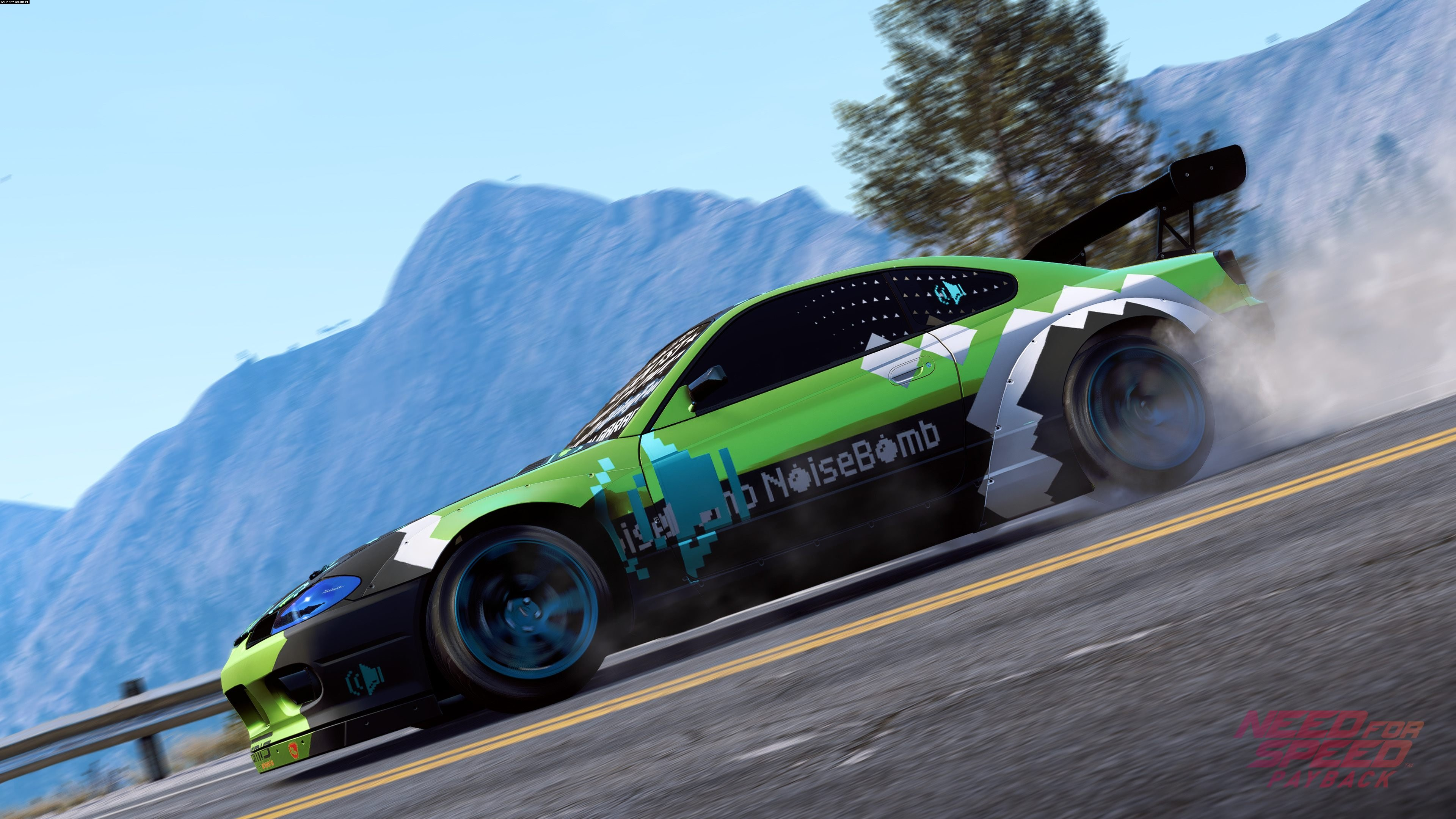 Need for Speed: Payback PC, PS4, XONE Games Image 8/43, Ghost Games, Electronic Arts Inc.