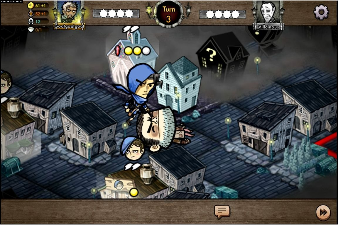 Antihero iOS, AND, PC Games Image 2/5, Tim Conkling, Versus Evil
