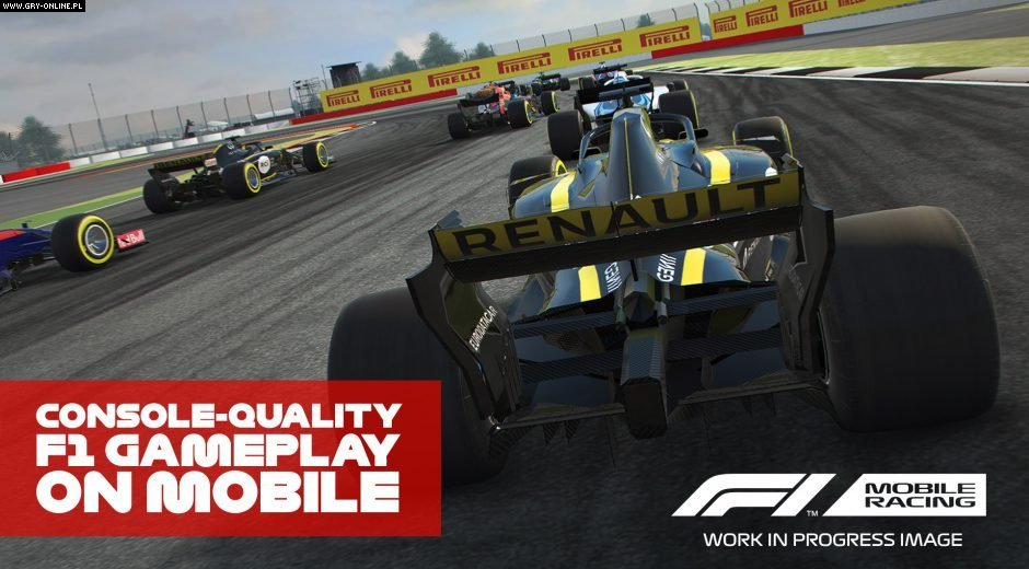 F1 Mobile Racing AND, iOS Games Image 5/5, Eden Games, Codemasters Software
