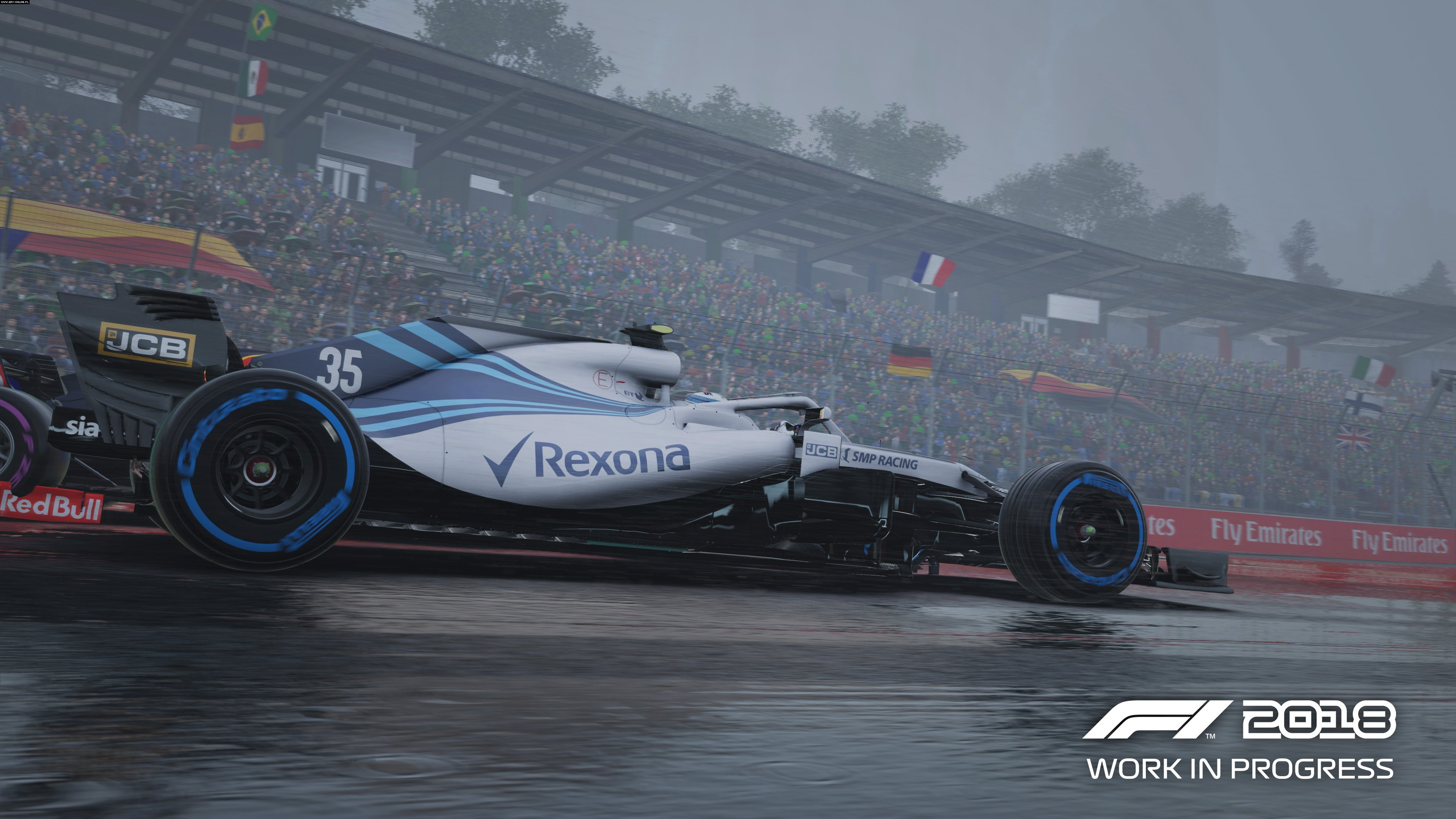 F1 2018 PC, PS4, XONE Games Image 17/38, Codemasters Software