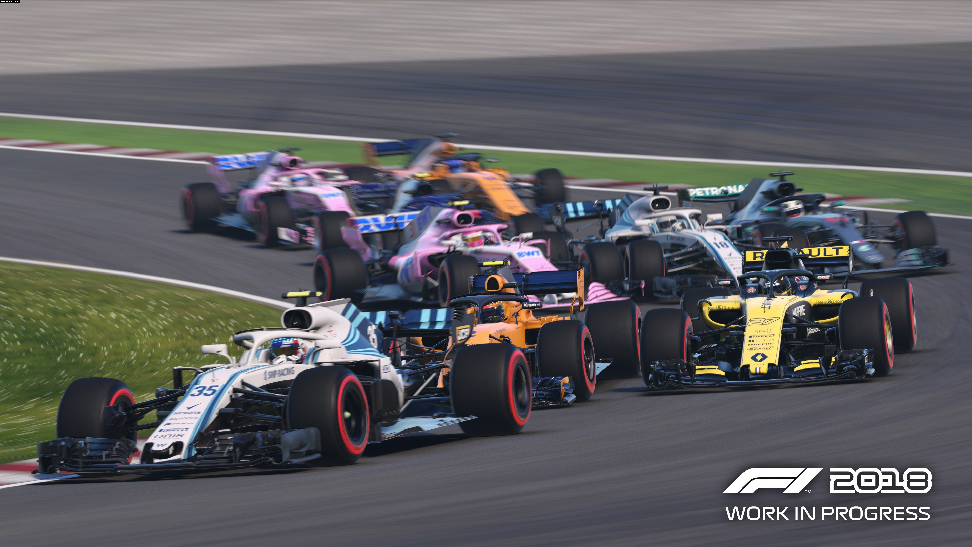 F1 2018 PC, PS4, XONE Games Image 10/38, Codemasters Software