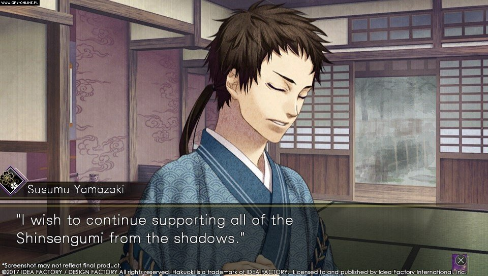 Hakuoki: Kyoto Winds PC, PSV Games Image 3/39, Idea Factory
