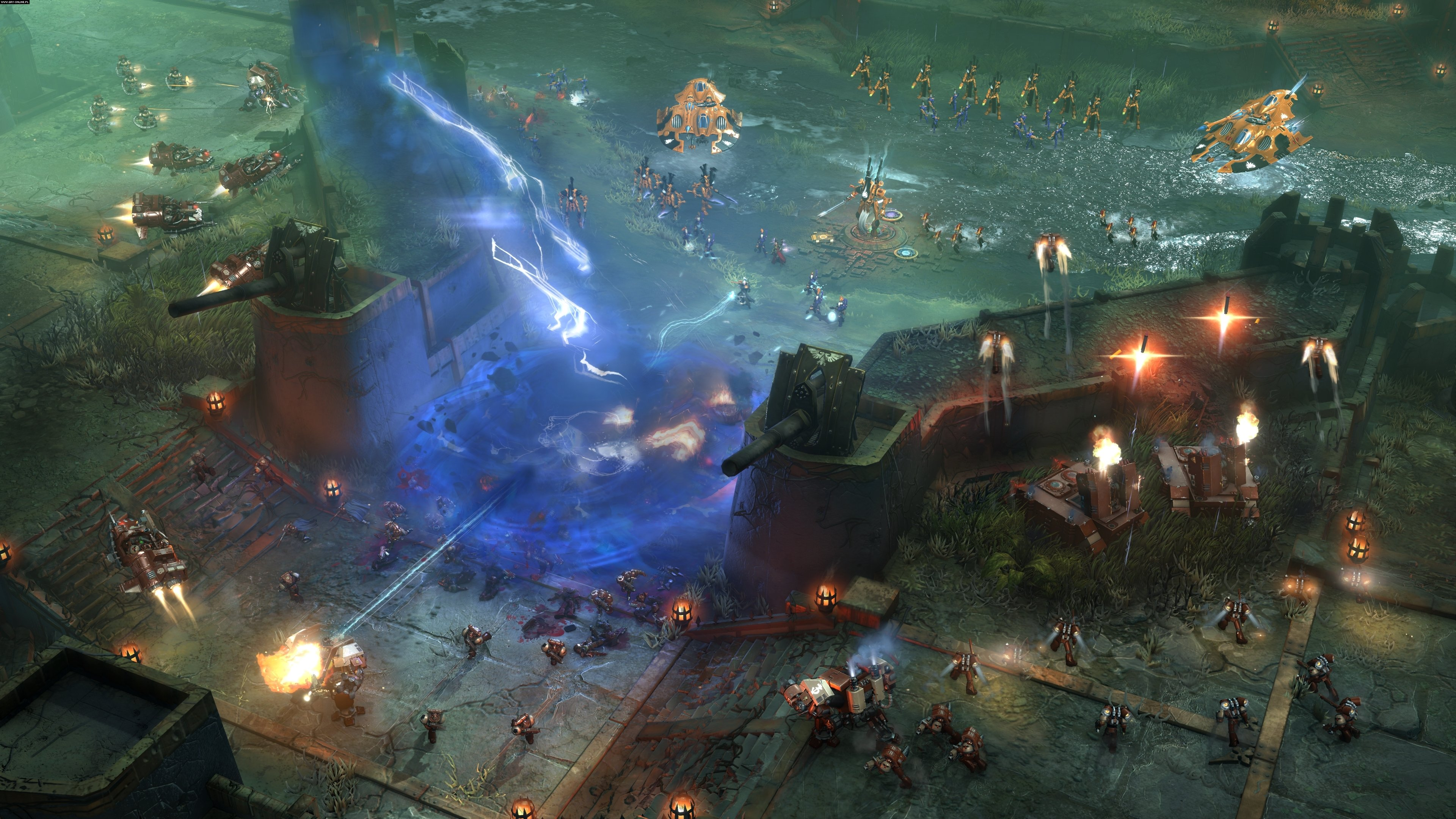 Warhammer 40,000: Dawn of War III PC Games Image 6/32, Relic Entertainment, SEGA