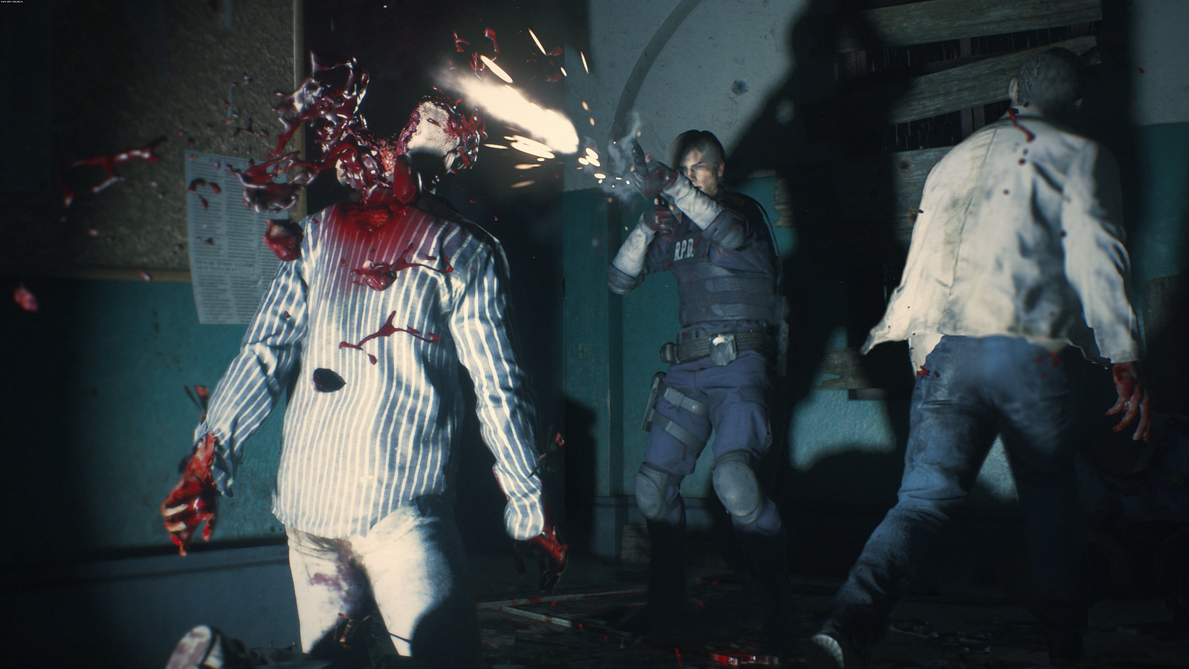 Resident Evil 2 PC, PS4, XONE Games Image 35/95, Capcom
