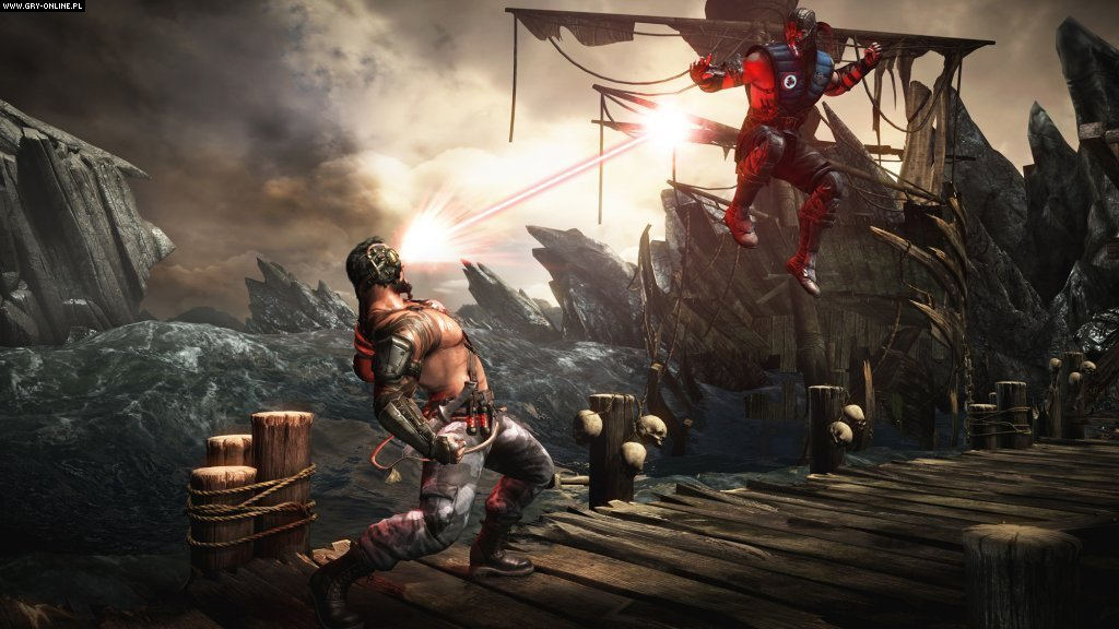 Mortal Kombat X PC, X360, PS3, PS4, XONE Games Image 13/28, NetherRealm Studios , Warner Bros. Interactive Entertainment