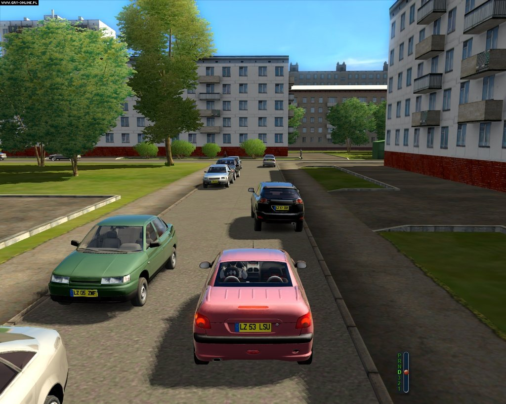 Manual Car Driving Games Free Download