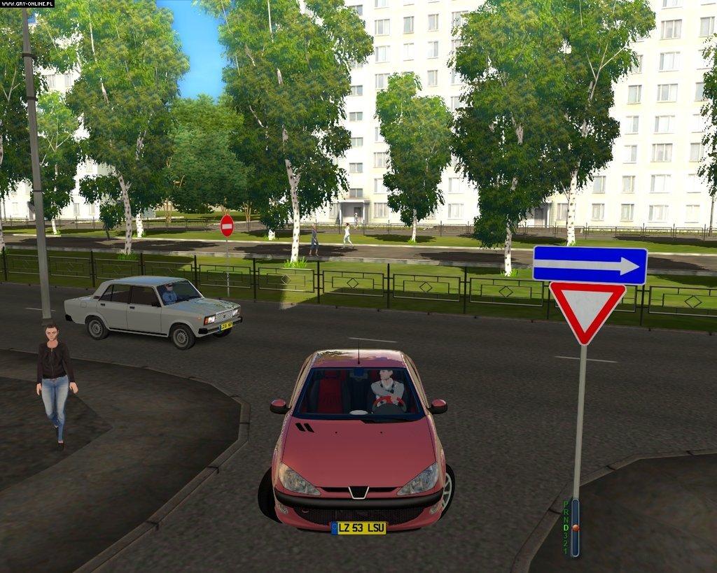 City Car Game Online