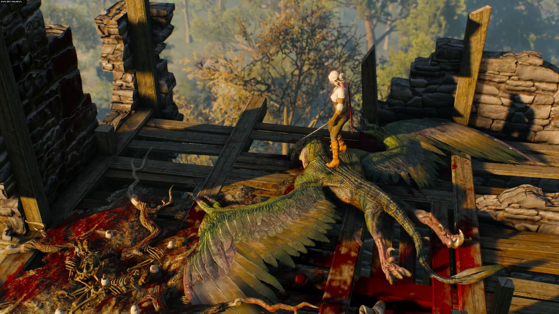The Witcher 3: Wild Hunt PS4 Games Image 2/185, CD Projekt RED, Bandai Namco Entertainment