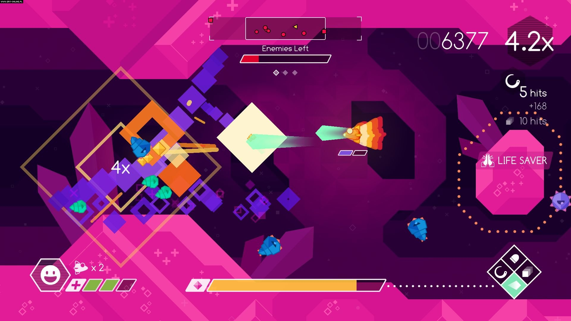 Graceful Explosion Machine PC, PS4, Switch Games Image 6/6, Vertex Pop