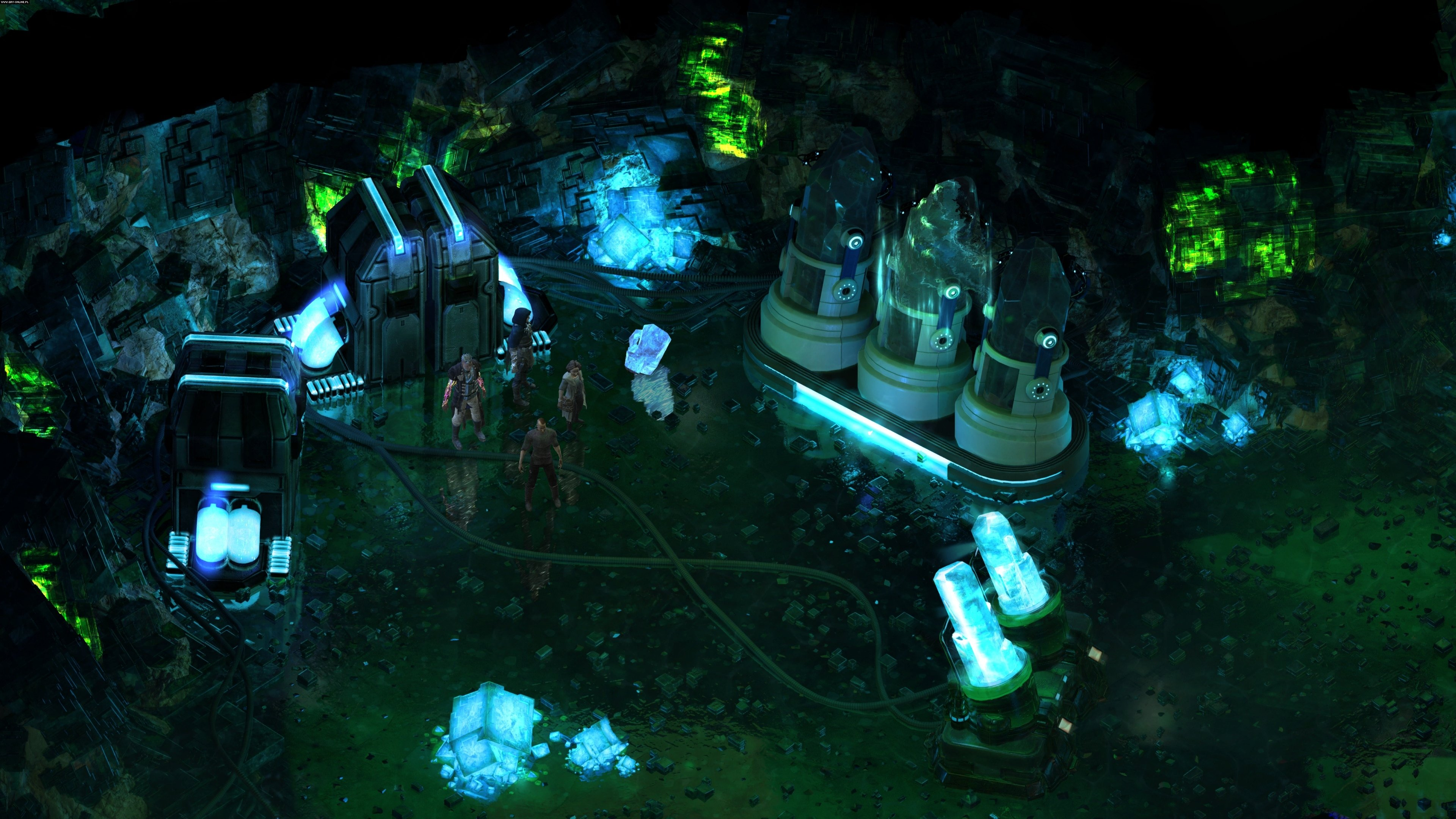 Torment: Tides of Numenera PC, PS4, XONE Games Image 10/28, inXile entertainment, Techland