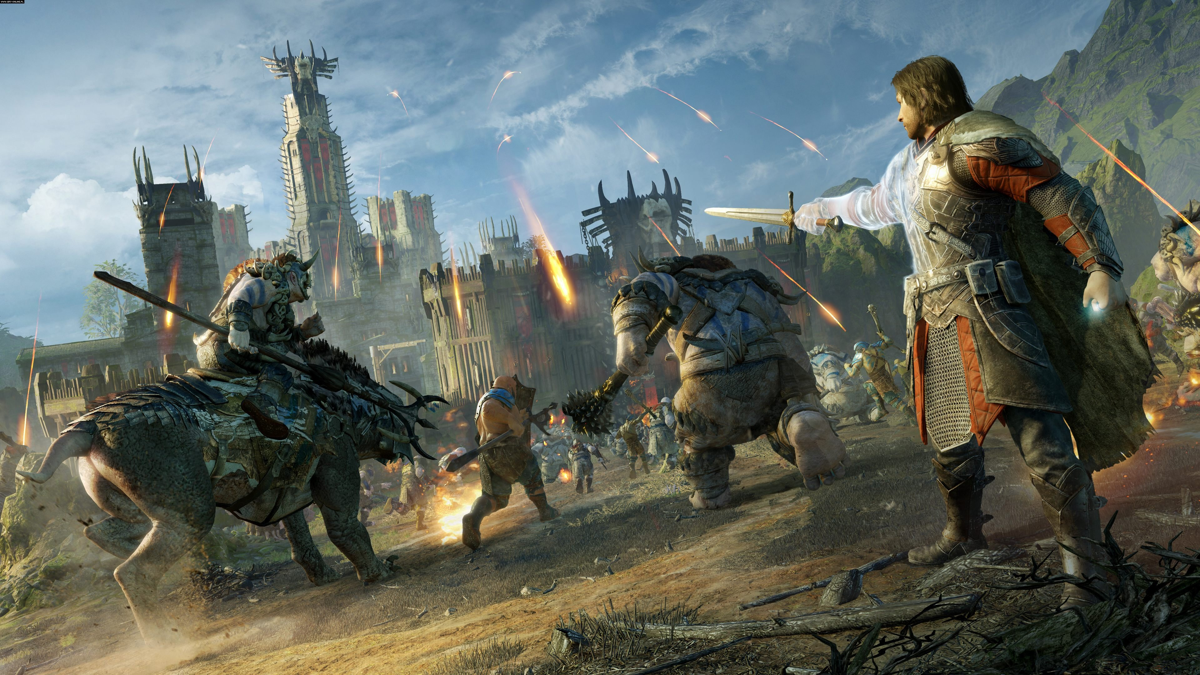 Middle-earth: Shadow of War PS4, XONE, PC Games Image 23/26, Monolith Productions, Warner Bros. Interactive Entertainment
