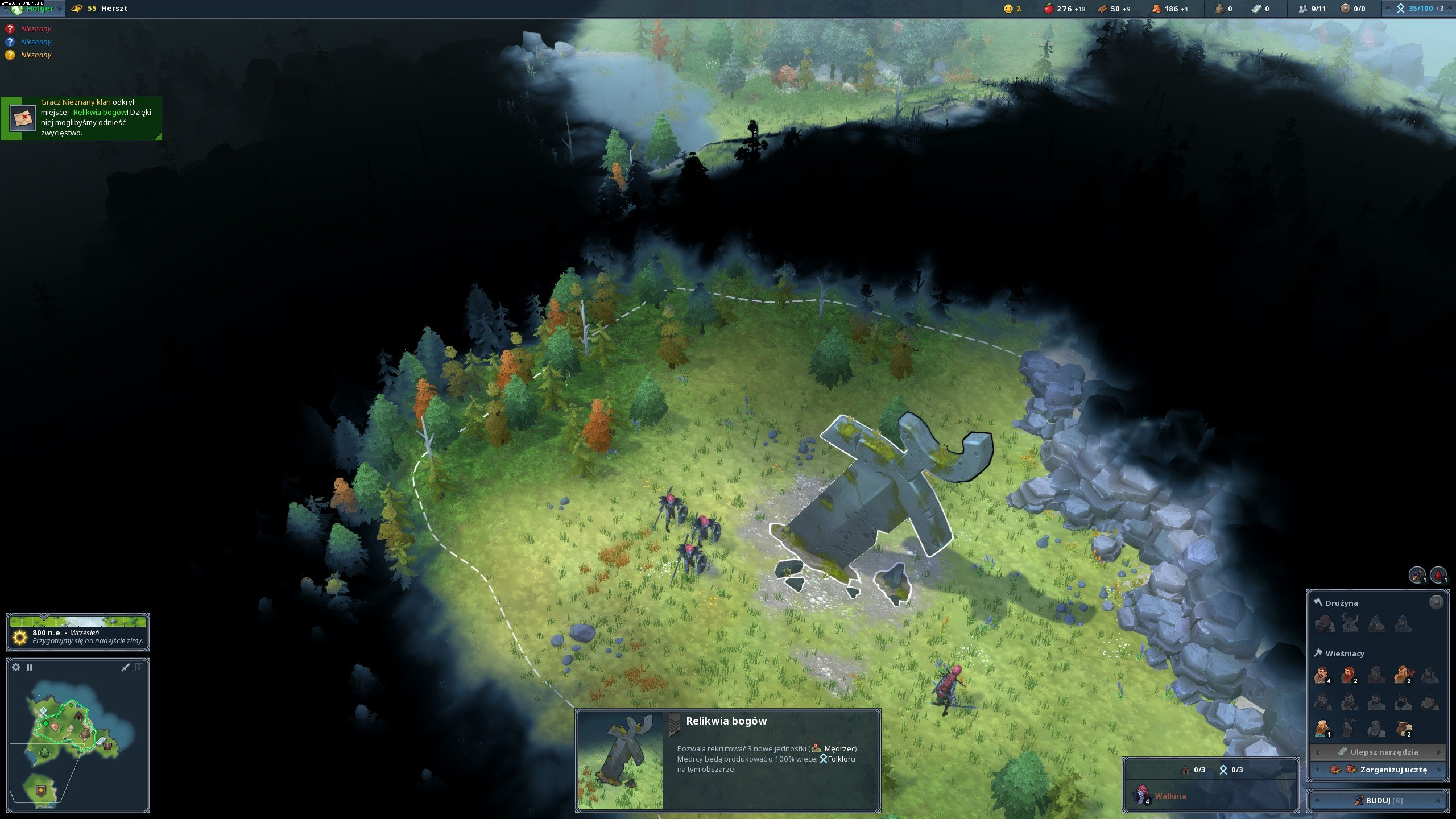 Northgard Game Review – finally settlers of the 21st century!