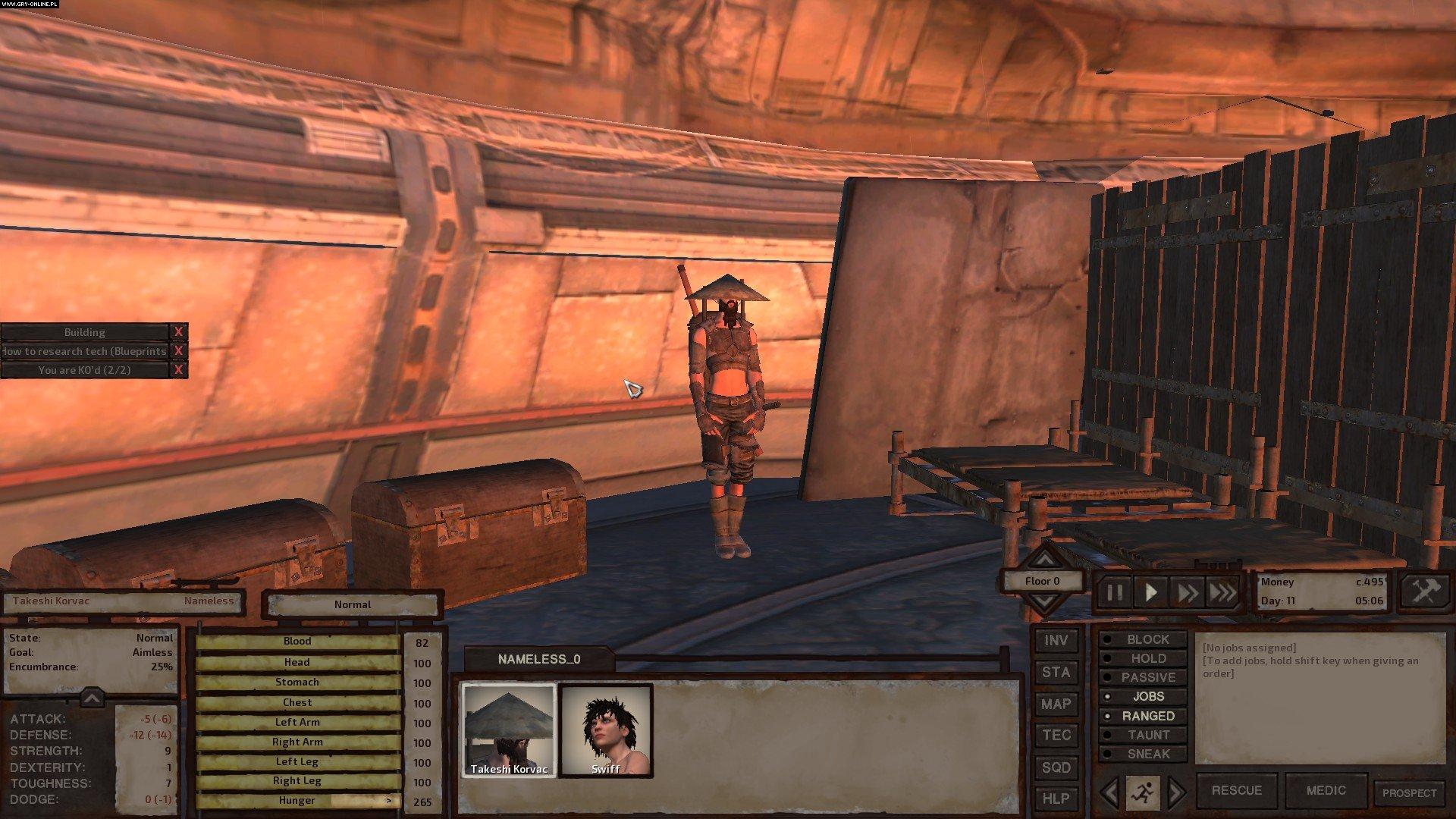 Recenzja gry Kenshi – Mount and Blade dla fanów Gothica