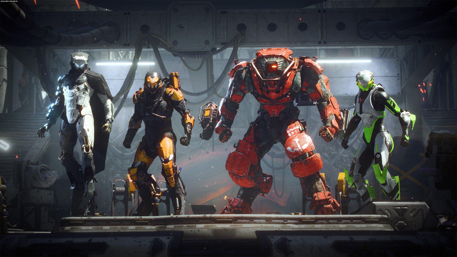 Anthem PC, PS4, XONE Games Image 2/52, BioWare Corporation, Electronic Arts Inc.