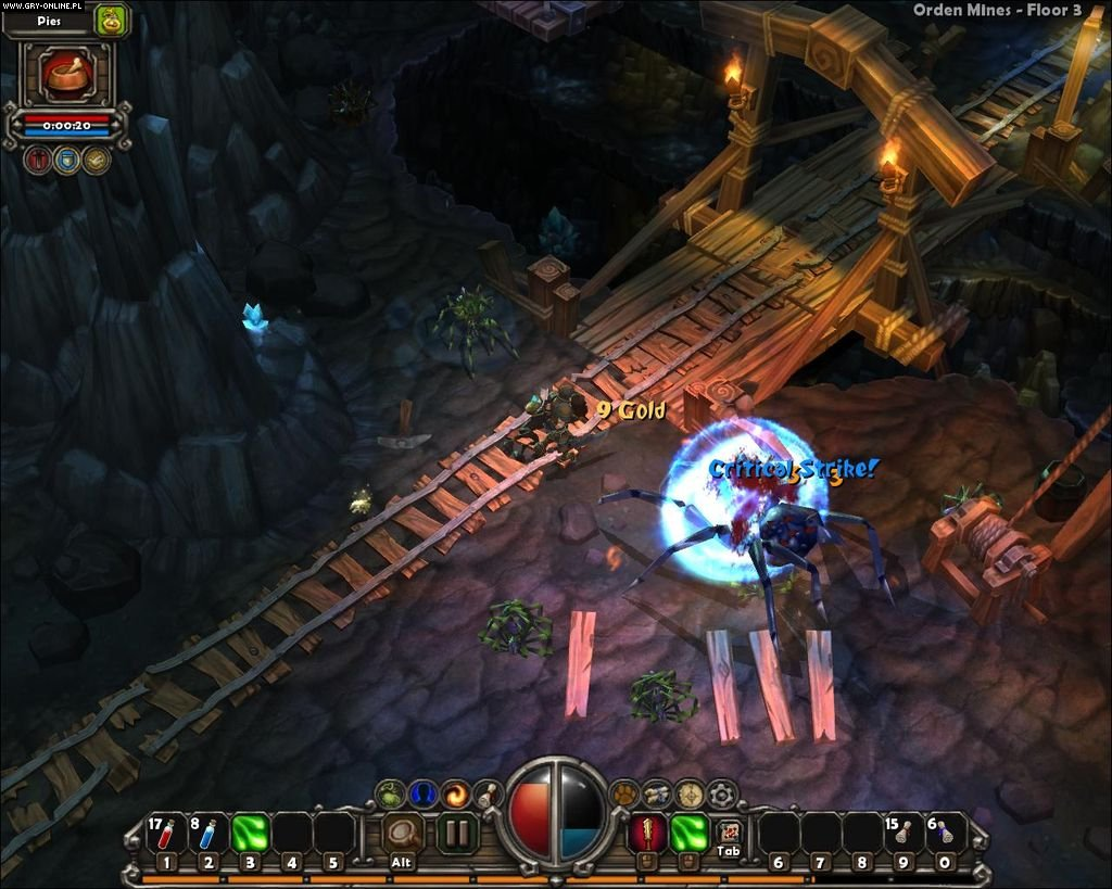 Torchlight PC Games Image 23/33, Runic Games, JoWooD Entertainment AG